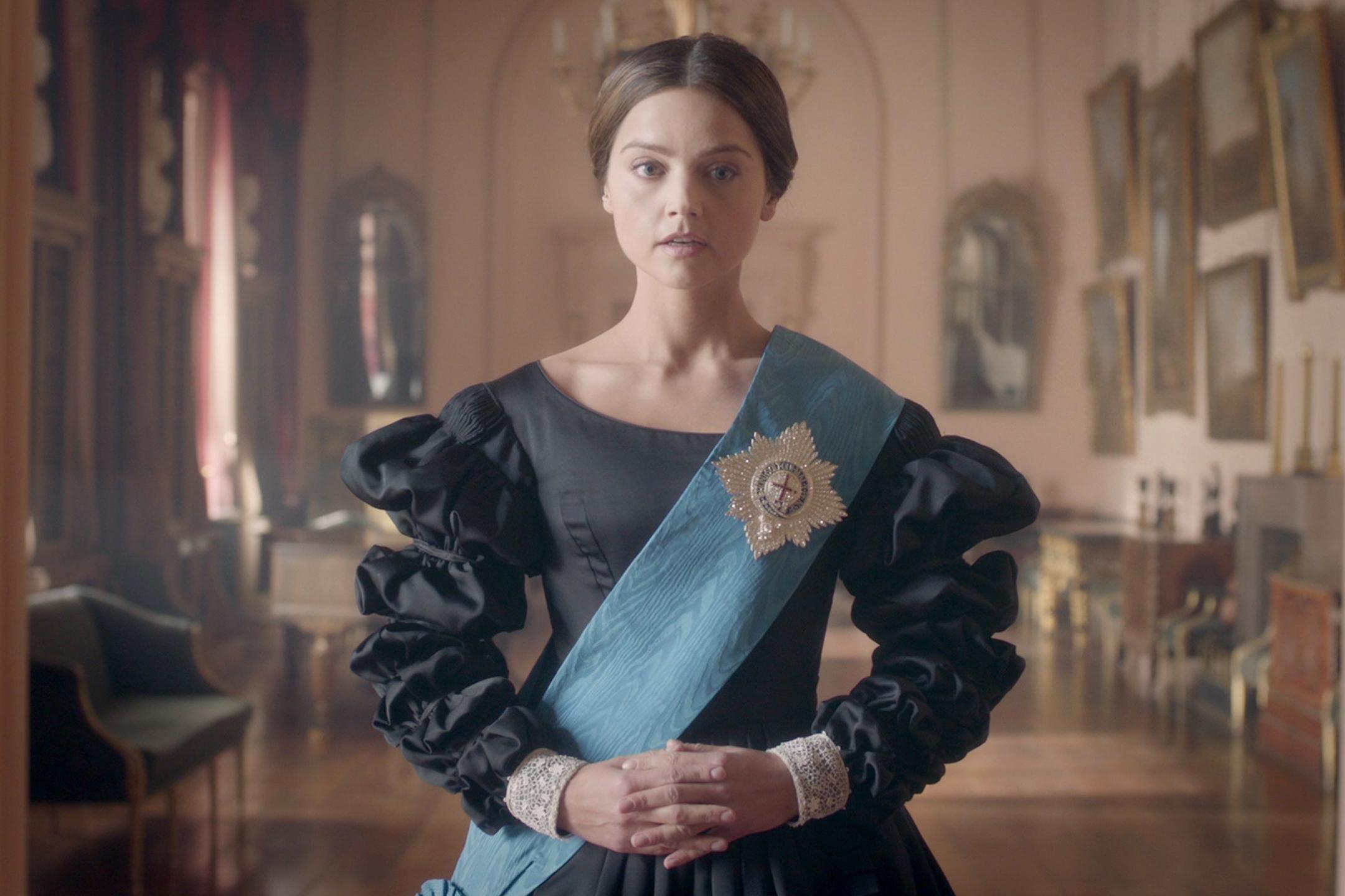 British television drama Victoria premieres on PBS on Jan. 15