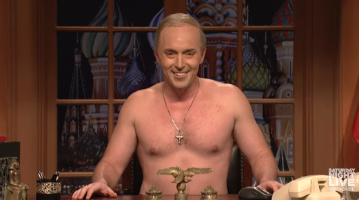 Snl S Vladimir Putin Reassures America About President Trump Time