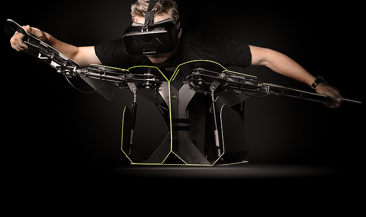 Hypersuit VR, the-ory.com