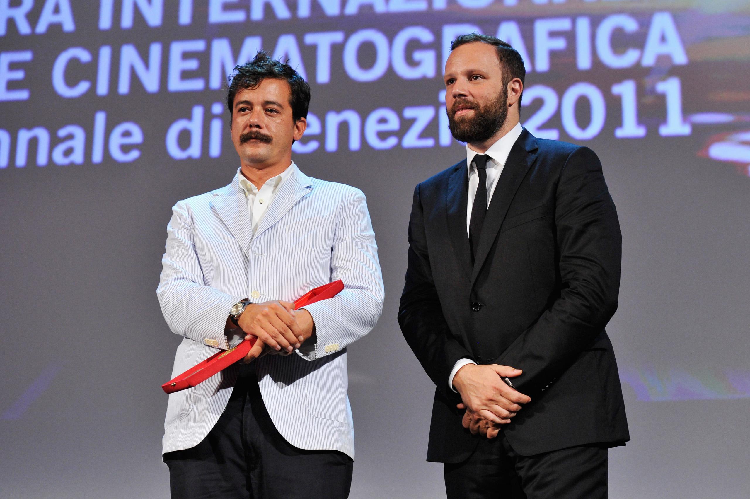 Closing Ceremony Inside - 68th Venice Film Festival