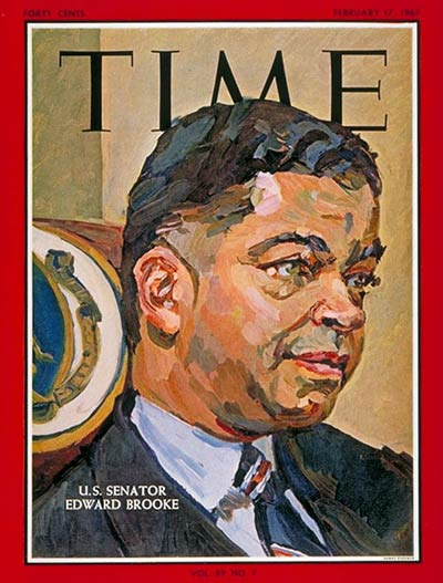 The Feb. 17, 1967, cover of TIME