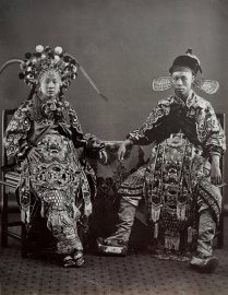 Rare early masterpieces of Chinese photography.