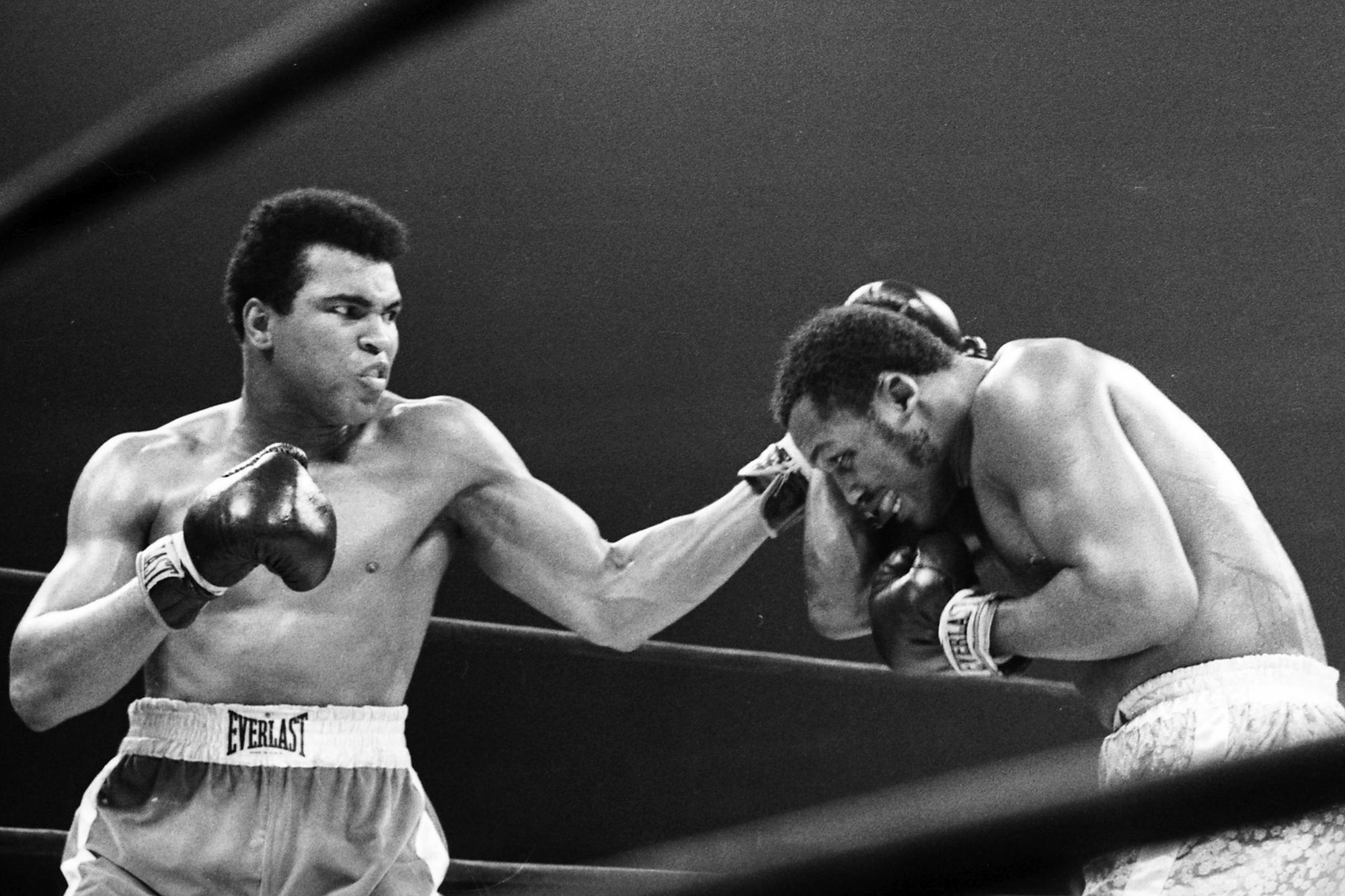 Muhammad Ali v Joe Frazier