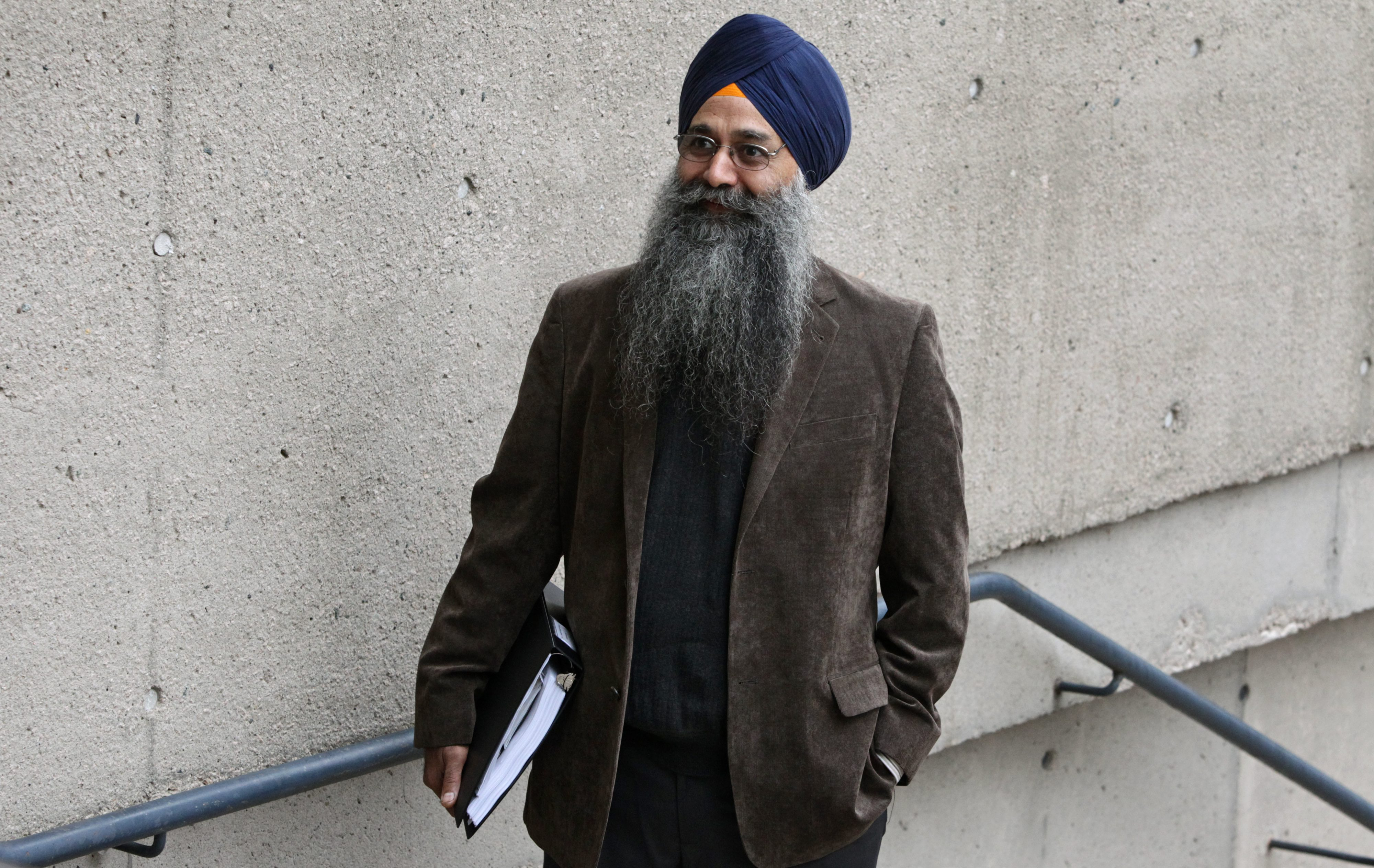Inderjit Singh Reyat, the only person convicted for the 1985 bombing of Air India Flight 182.