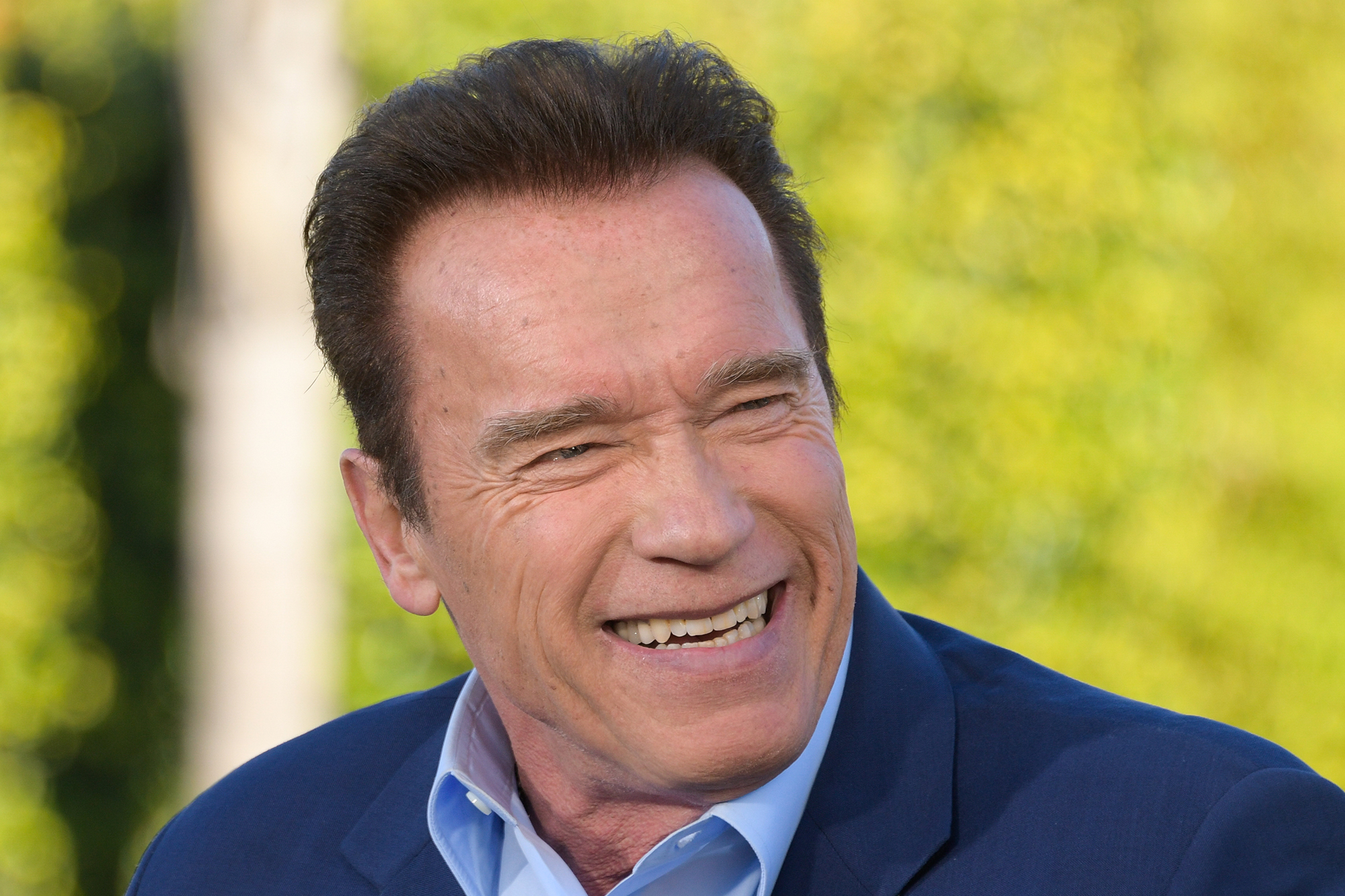 Arnold Schwarzenegger at University of Houston Commencement: 'None of Us Can Make It Alone'