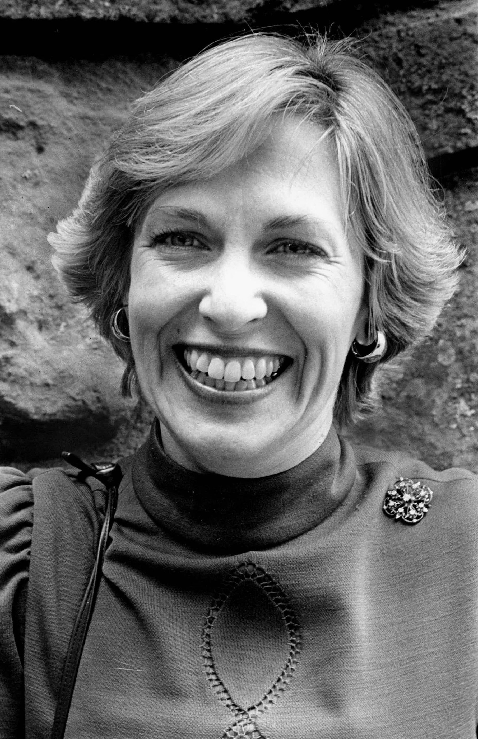 MAR 27 1978, APR 5 1978; Consumer Product Safety Commissioner Barbara Franklin; Women are realizing