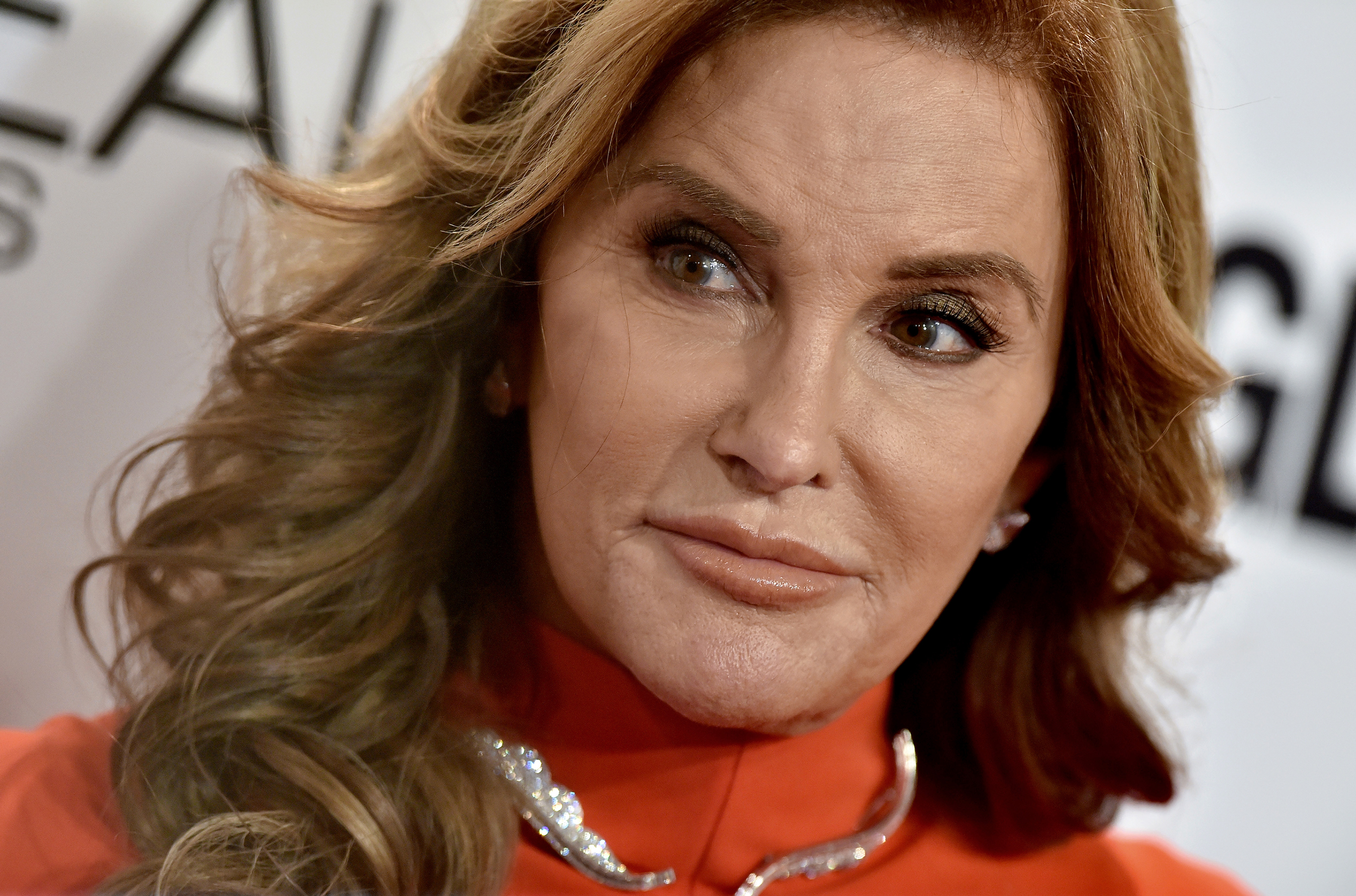 Caitlyn Jenner arrives at Glamour Women of the Year 2016 at NeueHouse Hollywood in Los Angeles on Nov. 14, 2016.