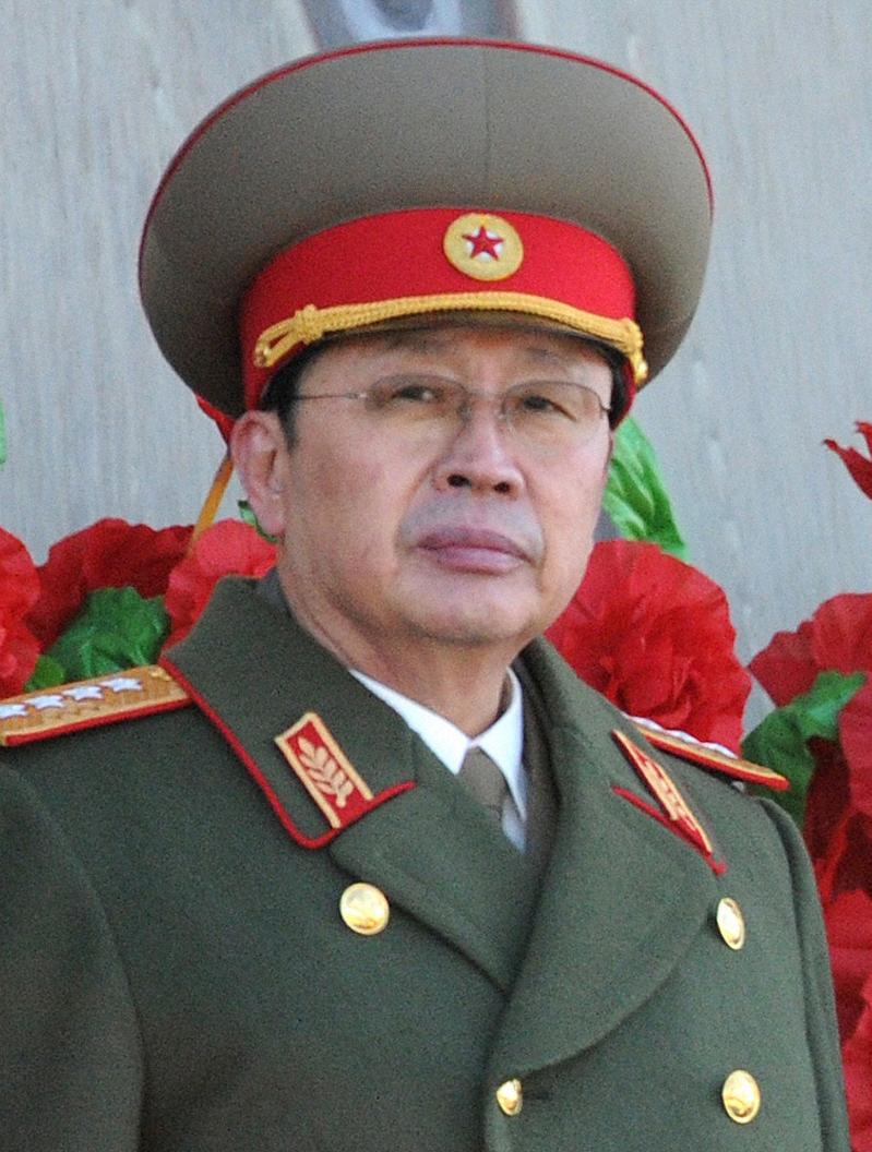 N. Korea's Jang