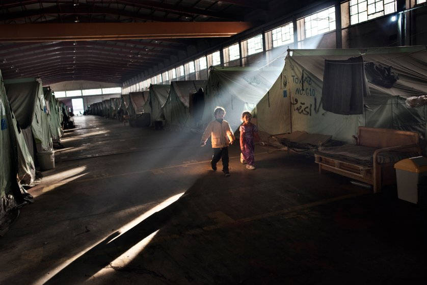 Finding Home; Syrian mothers; refugees