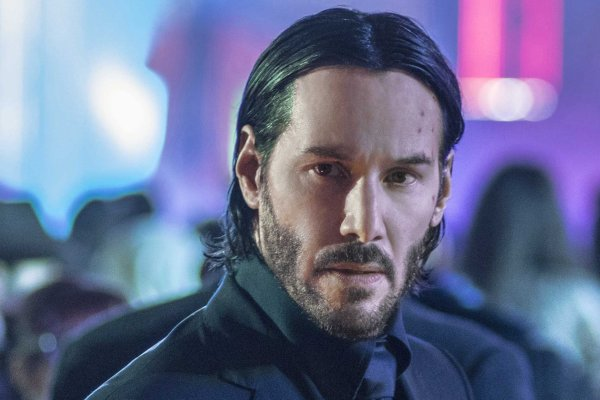 John Wick Keanu Reeves Stars In Action Movie Sequel Time