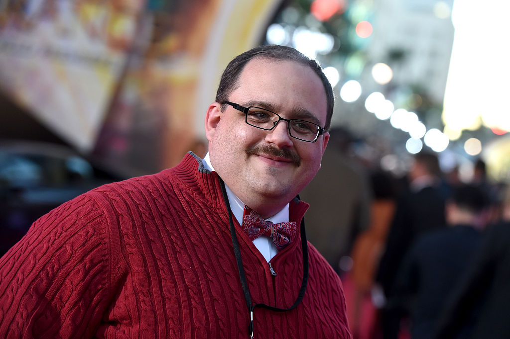 Ken Bone attends the premiere of Disney And Marvel Studios' 'Doctor Strange' on Oct. 20, 2016 in Hollywood, California.