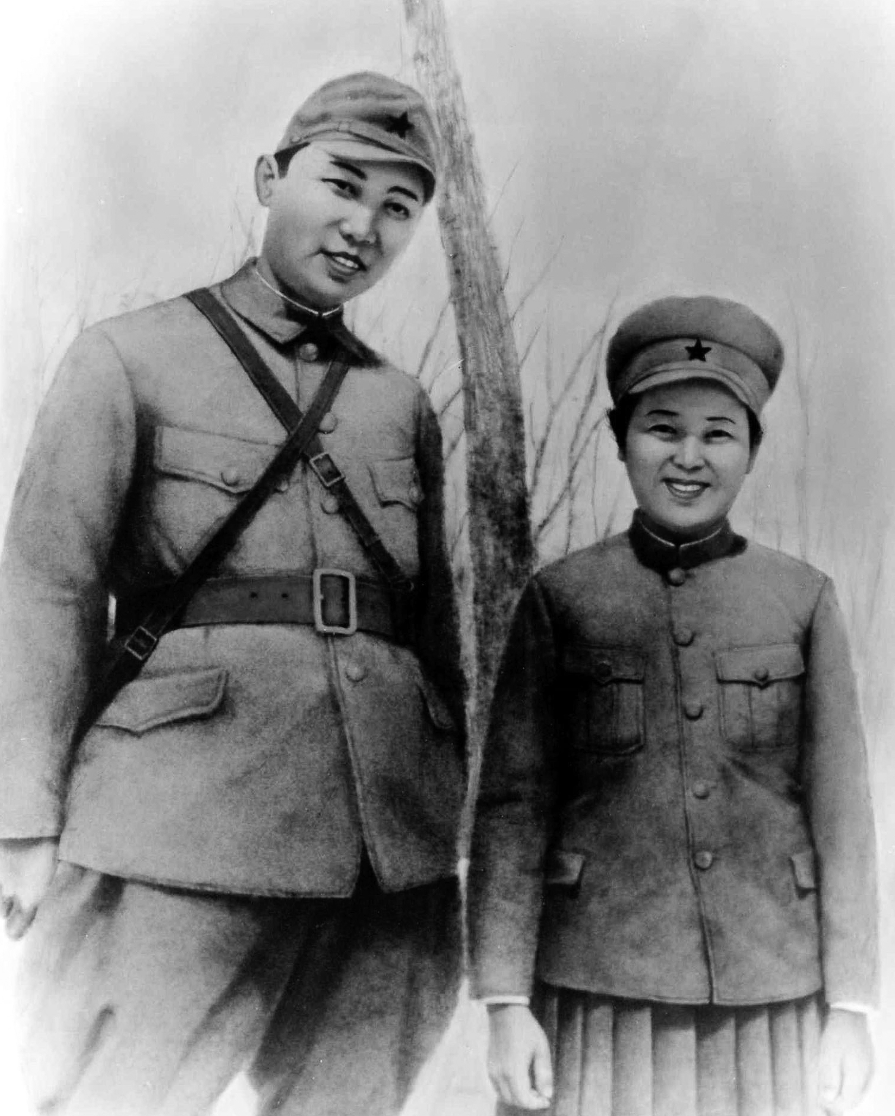 Kim Il Sung, Kim Jong Suk