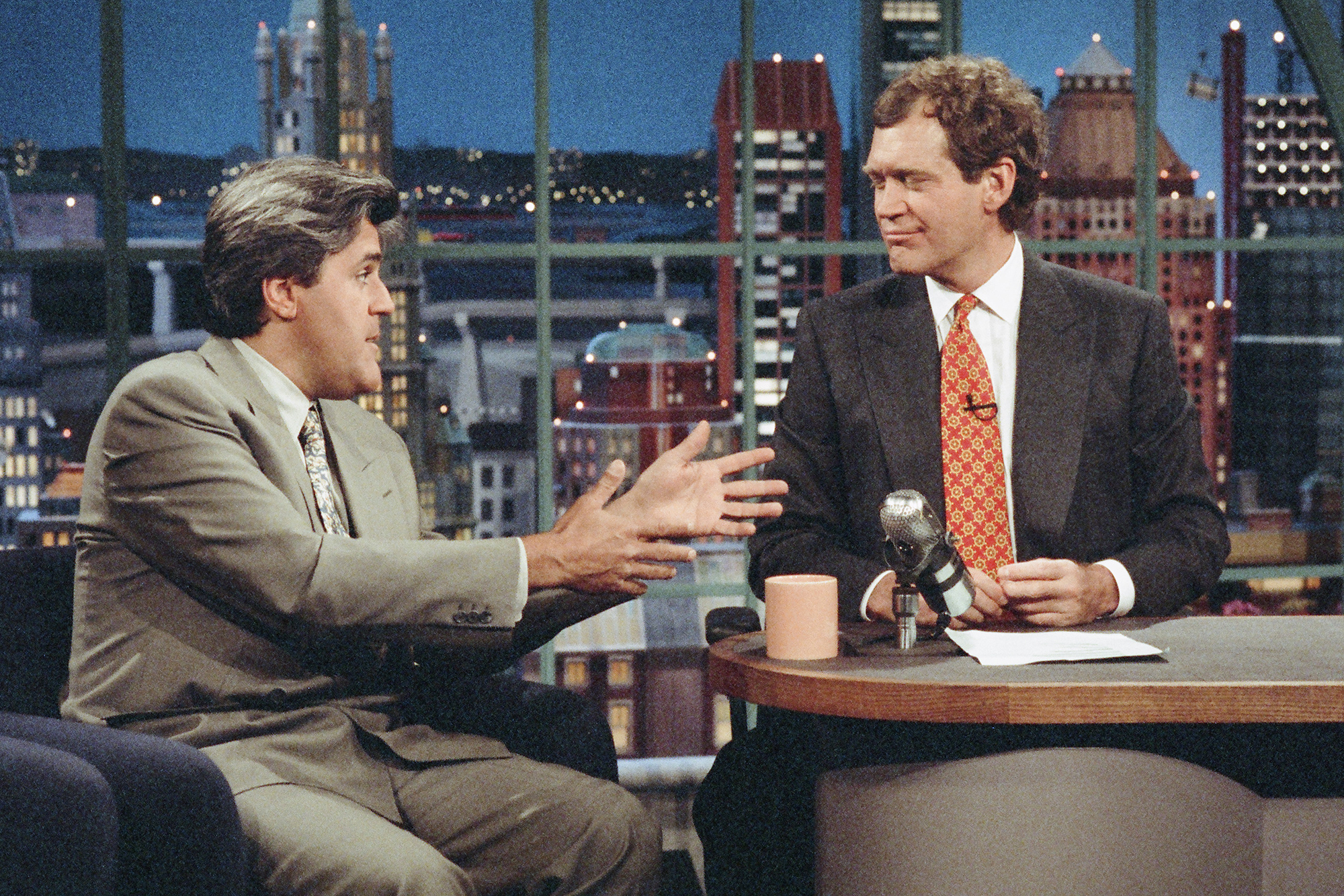 Late Night with David Letterman - Season 11