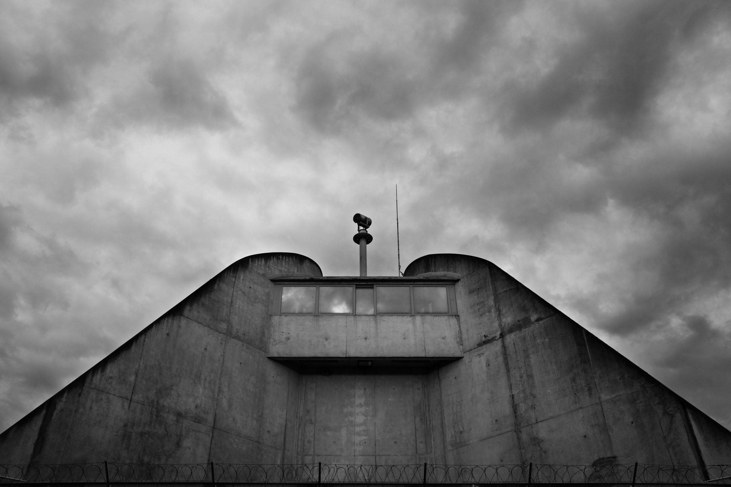 The Meaux-Chauconin penitentiary, outside Paris, France, Nov. 23, 2016.