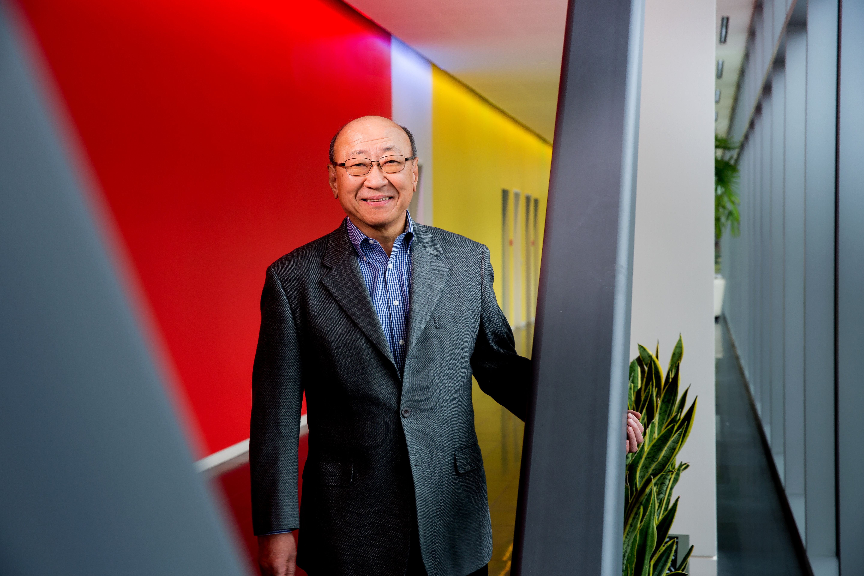 Nintendo President Tatsumi Kimishima. Nintendo