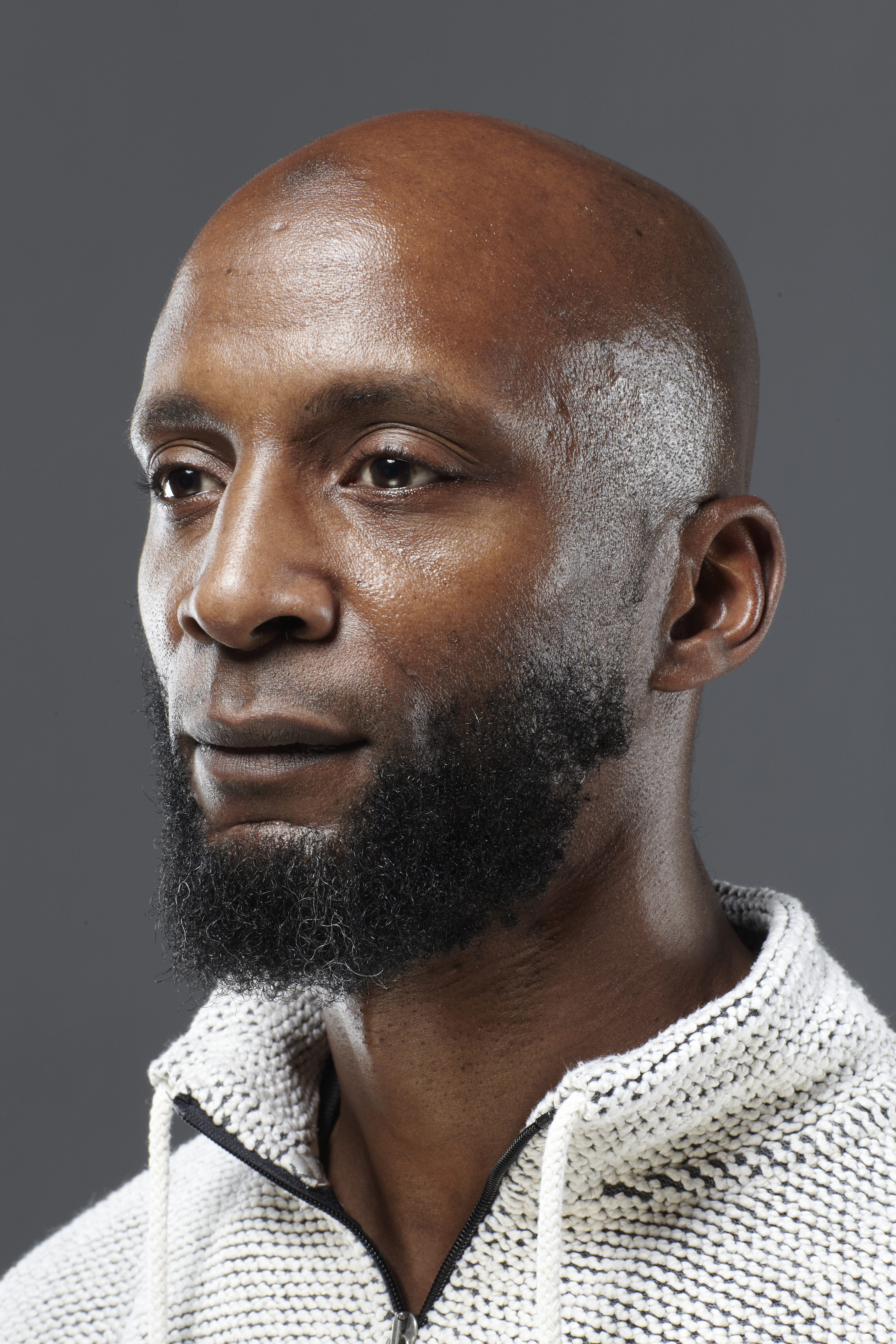 Jamal al-Harith aka Abu-Zakariya al-Britani, who changed his name from Ronald Fiddler after converting to Islam poses during a portrait session on July 4, 2011 in London,England.