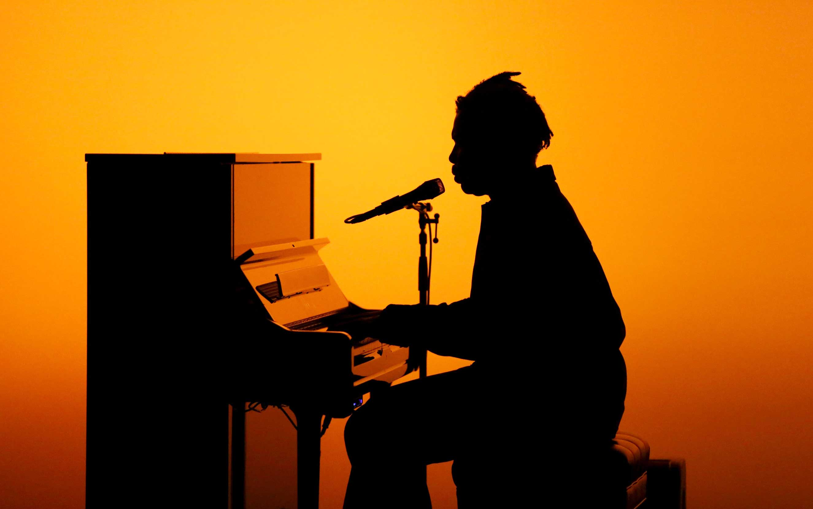 Sampha is best known for his collaborations with hip-hop superstars