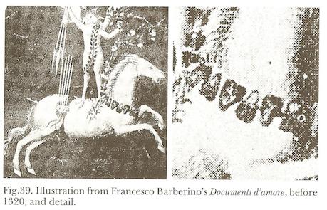 Francesco Barberino's Documenti d'amore, circa 1320