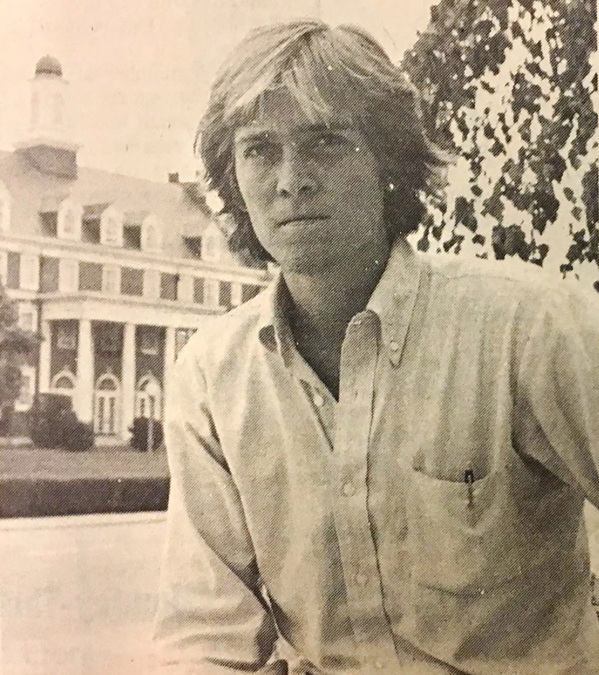 Bannon won the Student Government Association presidency during his junior year at Virginia Tech, 1975.