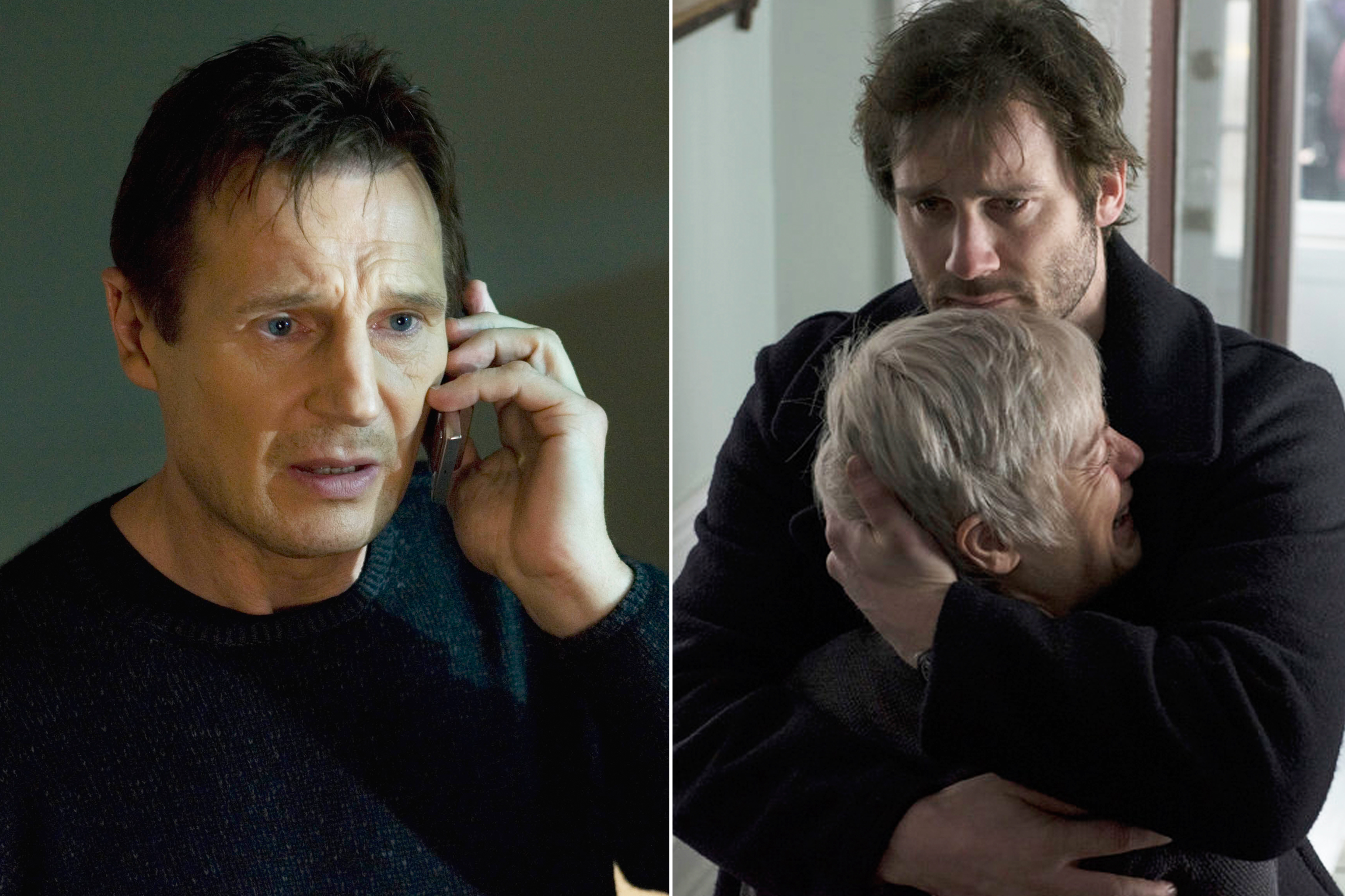 Taken (2008); The TV series, slated to premiere on NBC on Feb. 27, 2017, is a prequel to the first film in the Liam Neeson action trilogy. Clive Standen plays a younger version of Neeson's character, Bryan Mills.