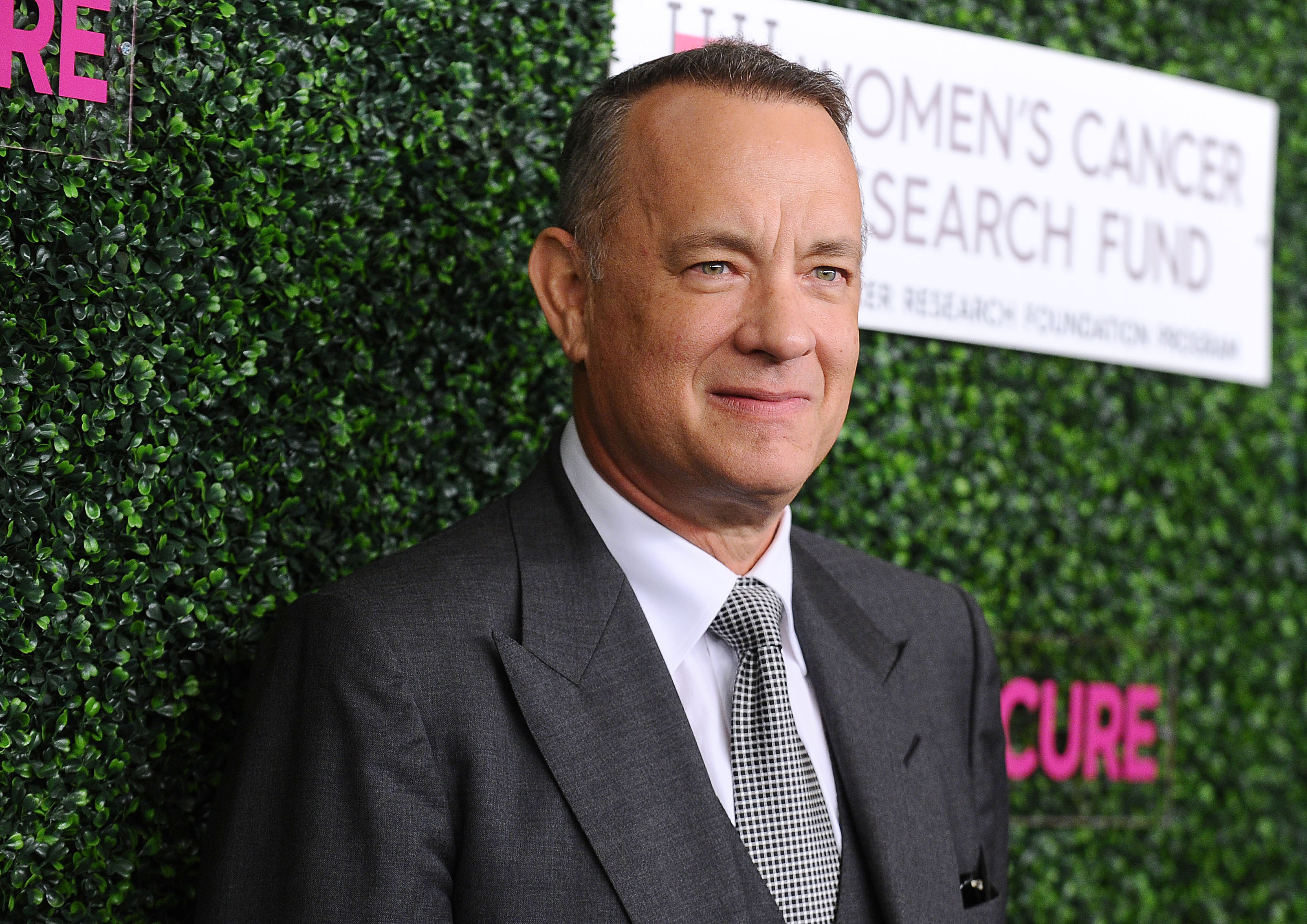 Actor Tom Hanks attends An Unforgettable Evening at the Beverly Wilshire Four Seasons Hotel on February 16, 2017 in Beverly Hills, California.