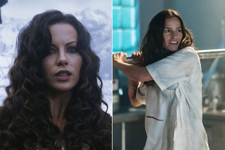 Van Helsing (2004); The adaptation of the Kate Beckinsale monster movie premiered in September 2016 on Syfy, starring Kelly Overton as Vanessa, a descendent of vampire hunter Abraham Van Helsing.