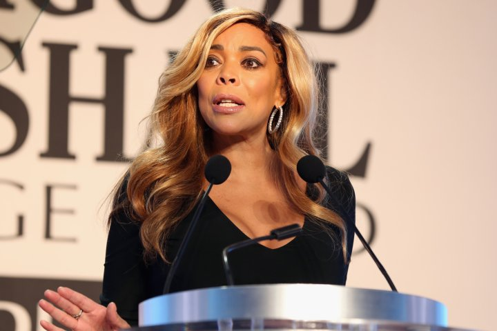 Wendy Williams hosts the Thurgood Marshall College Fund 28th Annual Awards Gala at Washington Hilton, on Nov. 21, 2016 in Washington, D.C.