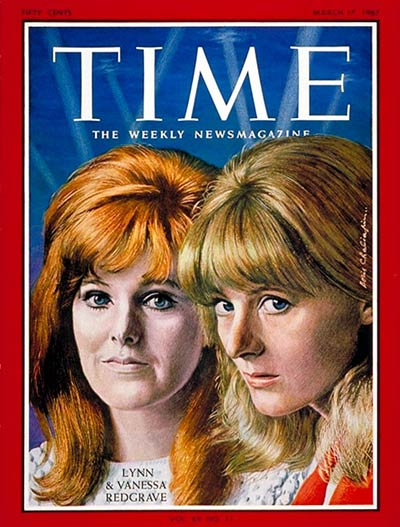 The Mar. 17, 1967, cover of TIME