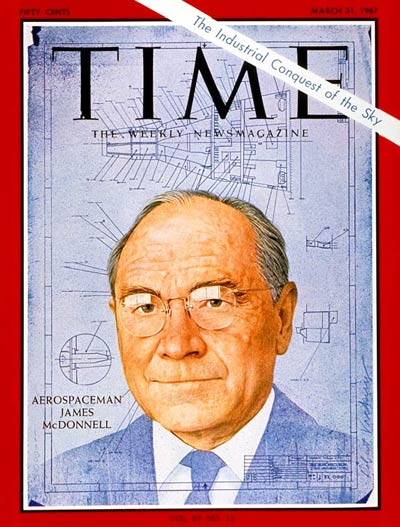 The Mar. 31, 1967, cover of TIME