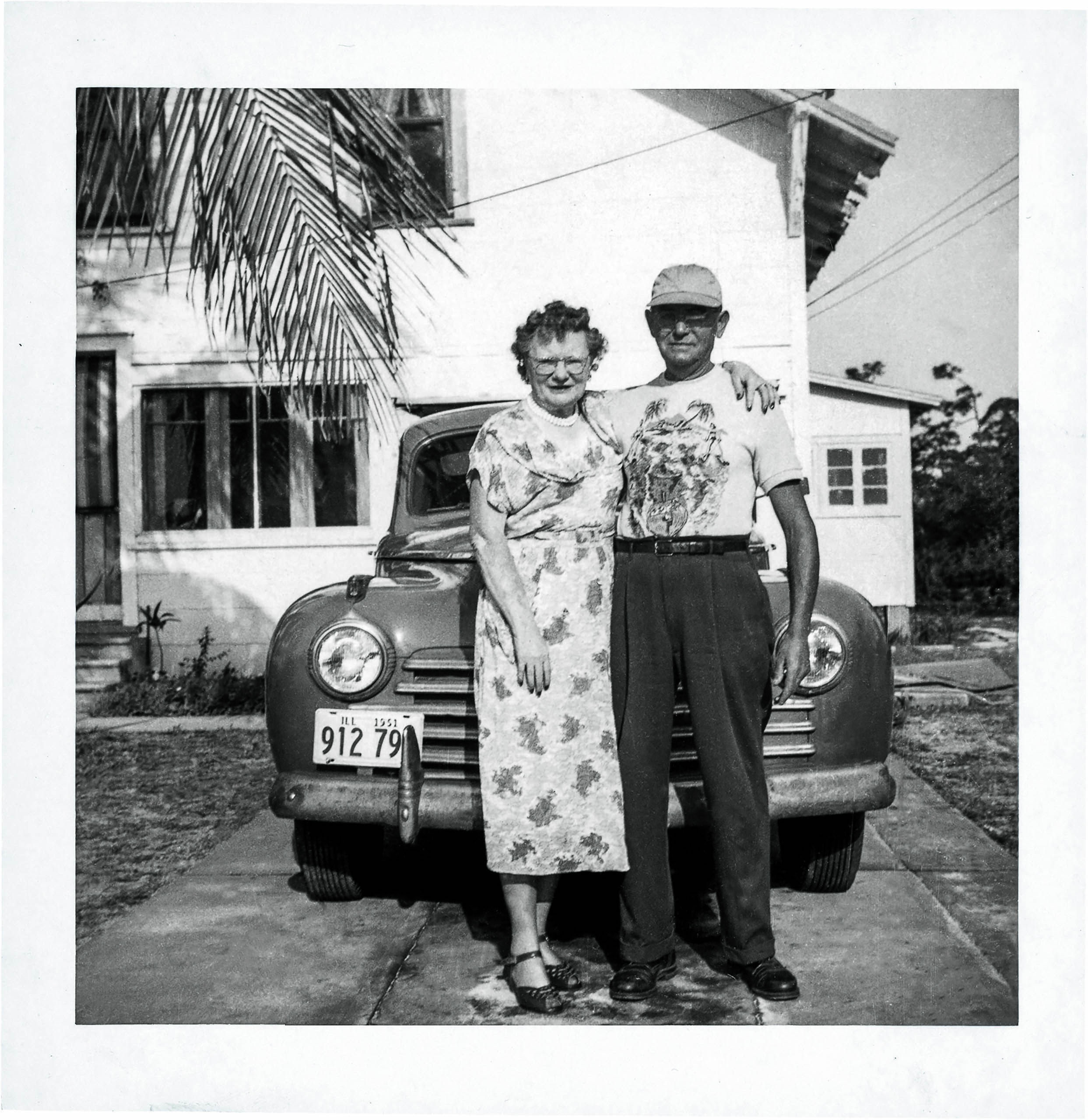 Anonymous snapshot from the book American Dream, curated by Sylvie Meunier and Patrick Tournebœuf.