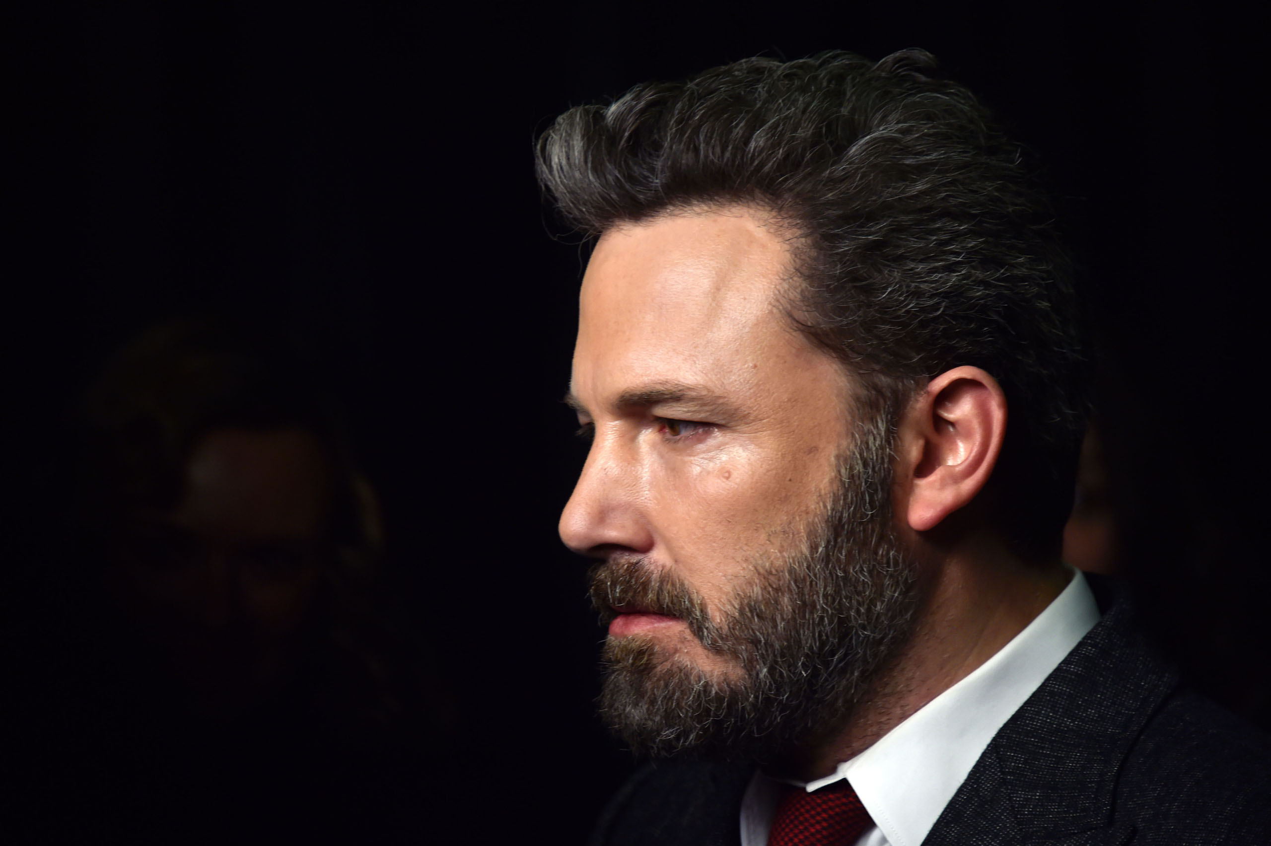 Ben Affleck attends the premiere of  Live by Night  at the Cinema UGC Normandie in Paris on Jan. 16, 2017.