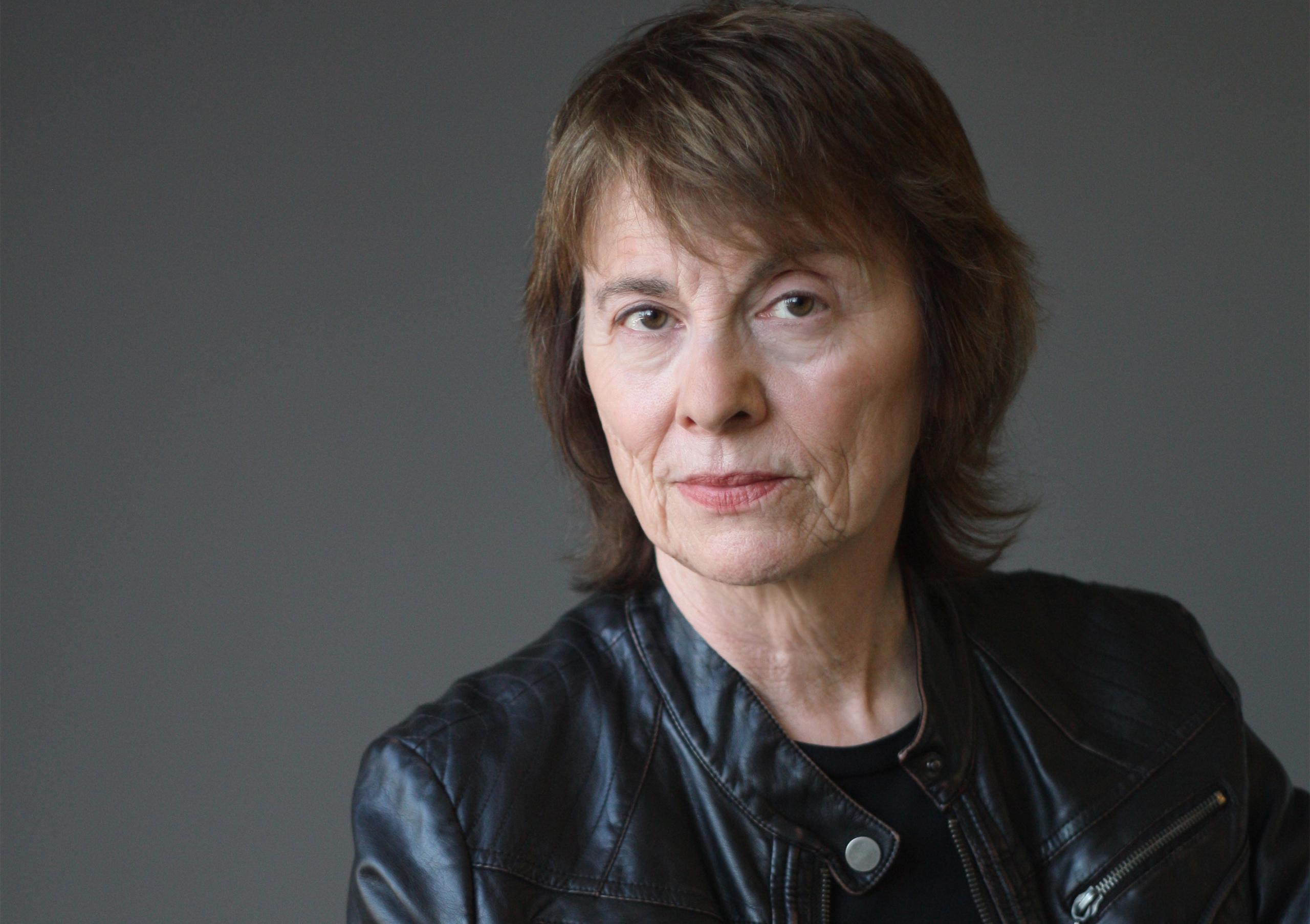 Camille Paglia, author of Free Women, Free Men