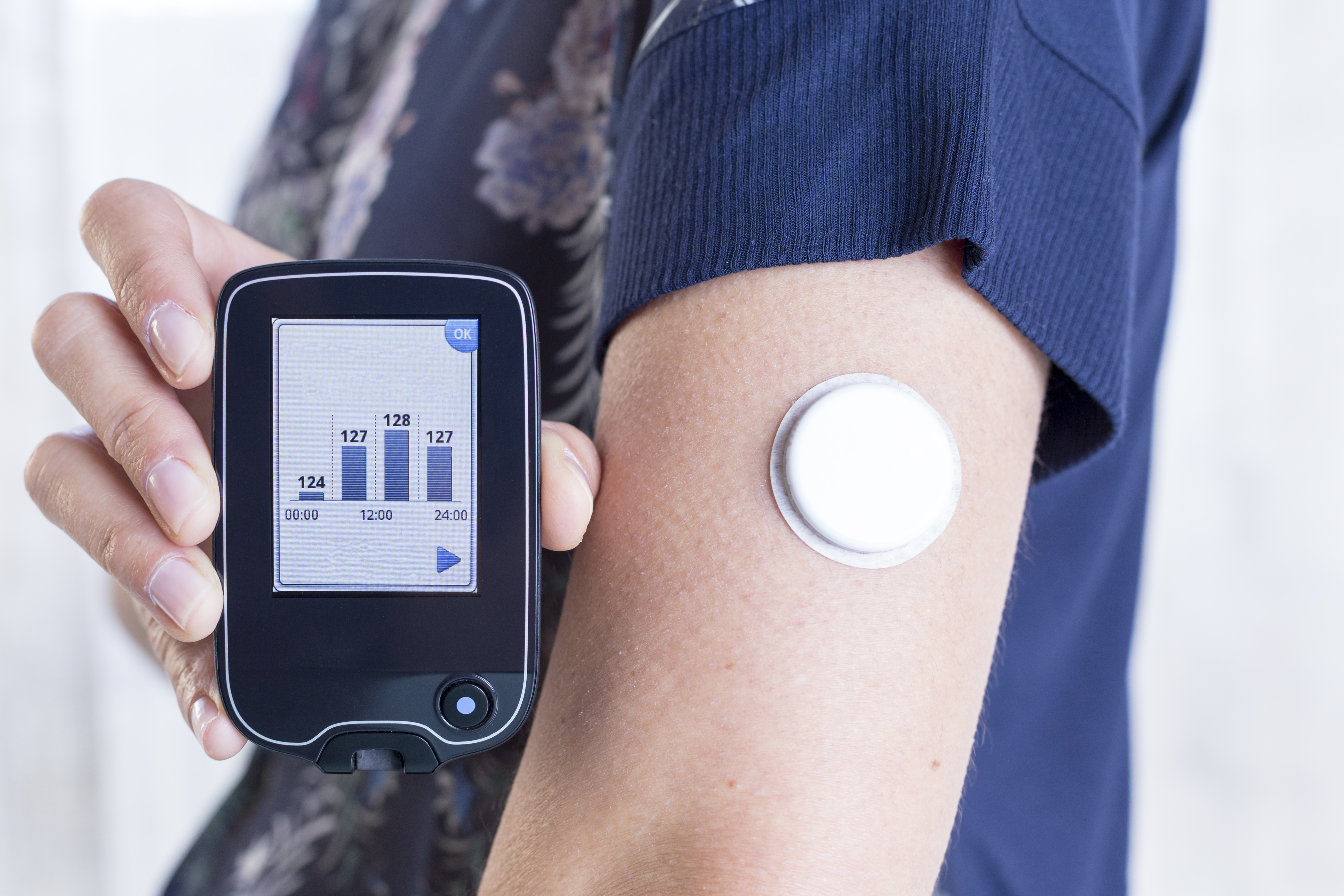Healthy People Are Wearing Continuous Glucose Monitors Time