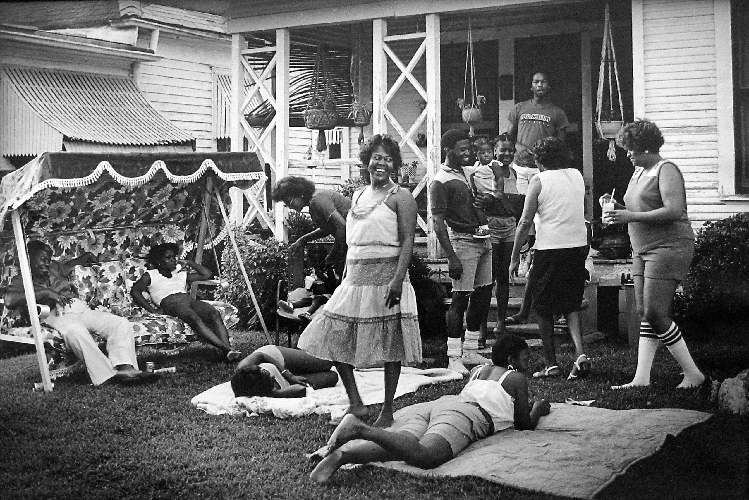 Fourth of July, 4th Ward, Houston, TX, 1980
