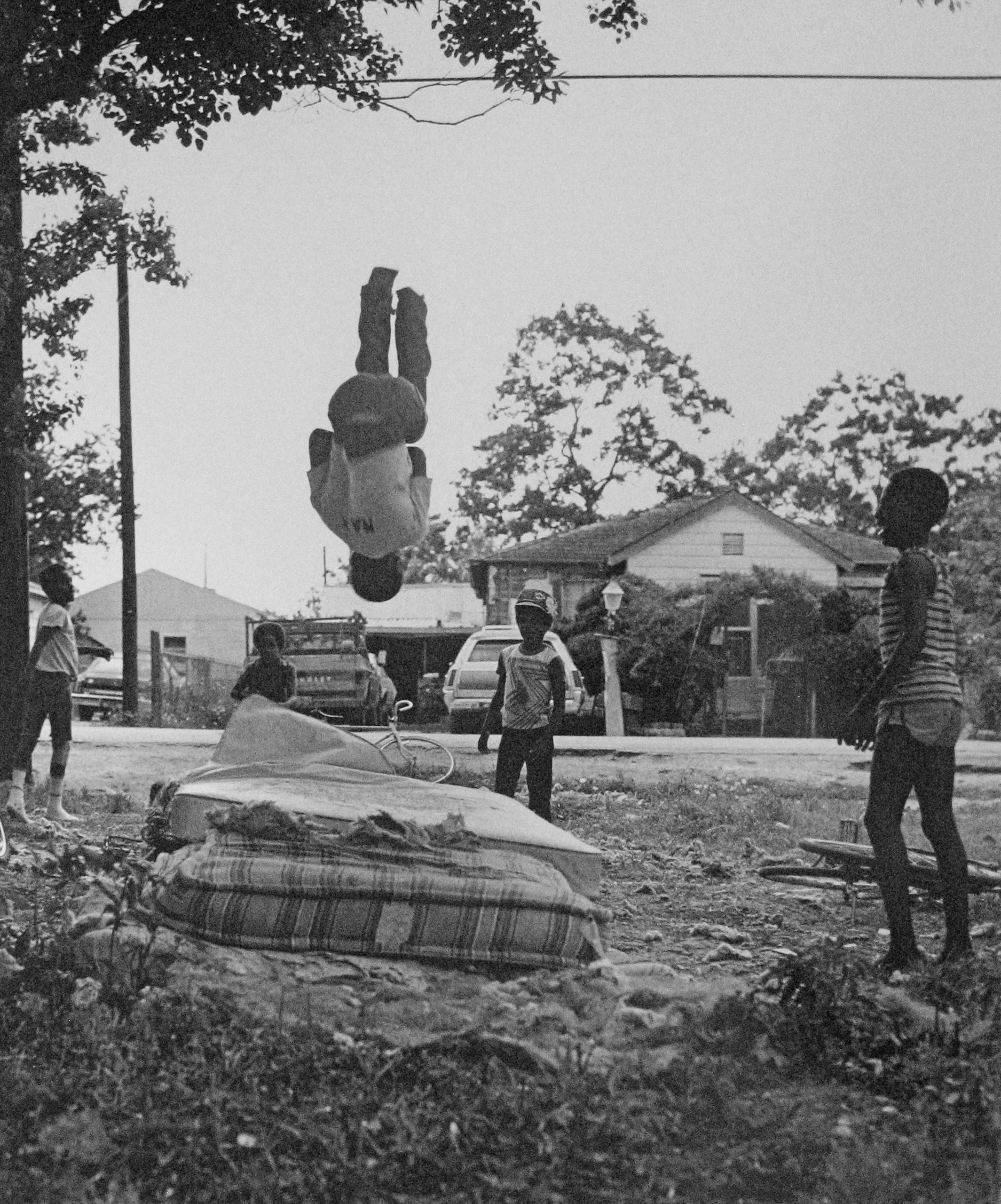 Bouncing Boys, 3rd Ward, Houston, TX, 1980