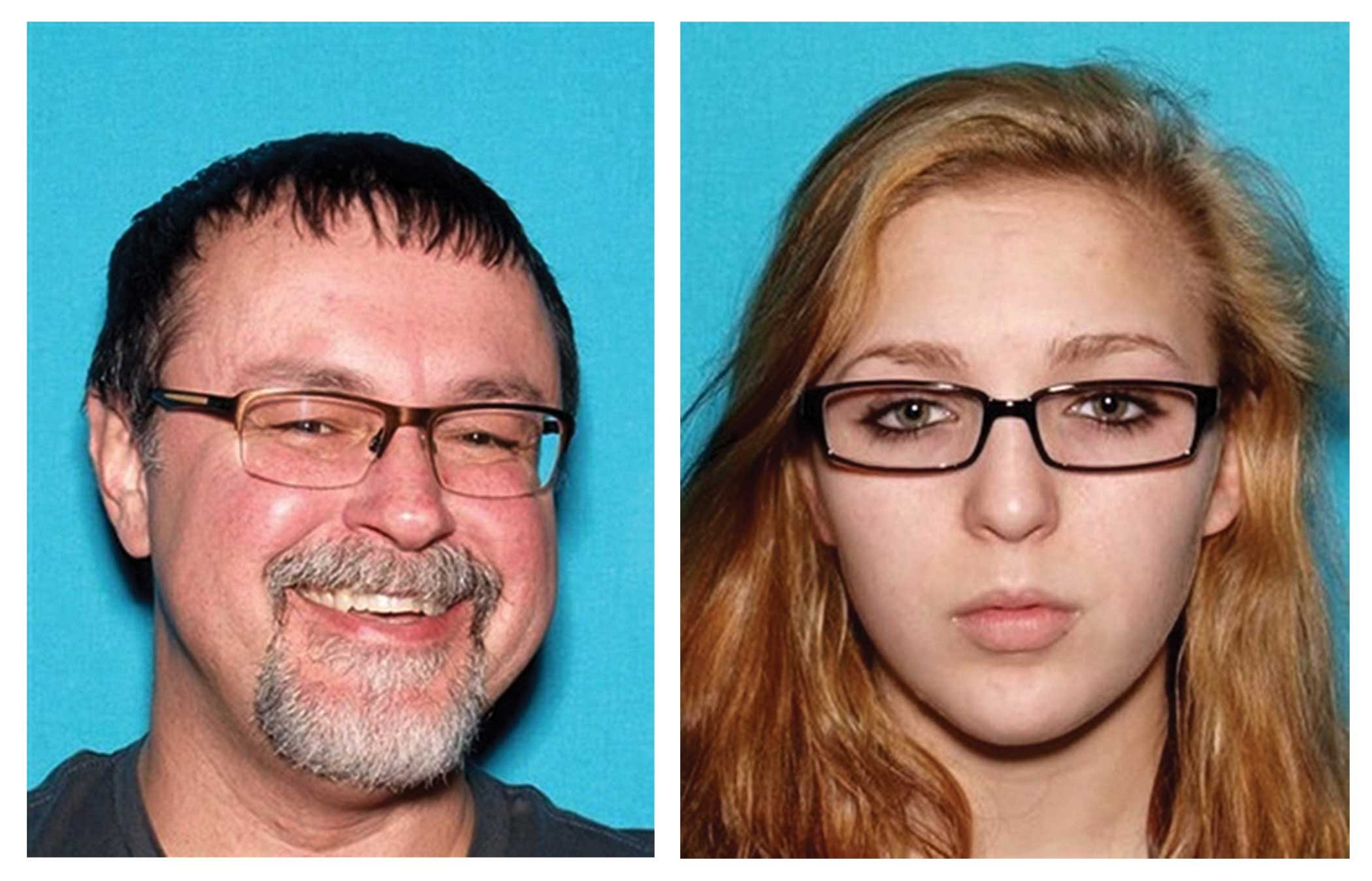 Tad Cummins, left, and Elizabeth Thomas. The Tennessee Bureau of Investigation said it remains  extremely concerned  about the well-being of Thomas, who was last seen on March 13, 2017, in Columbia, Tenn.