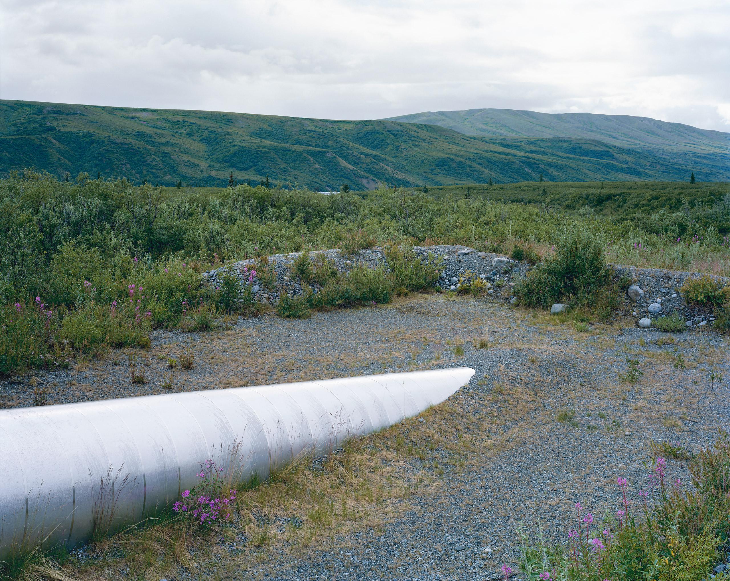 Trans-Alaska Pipeline 2007.