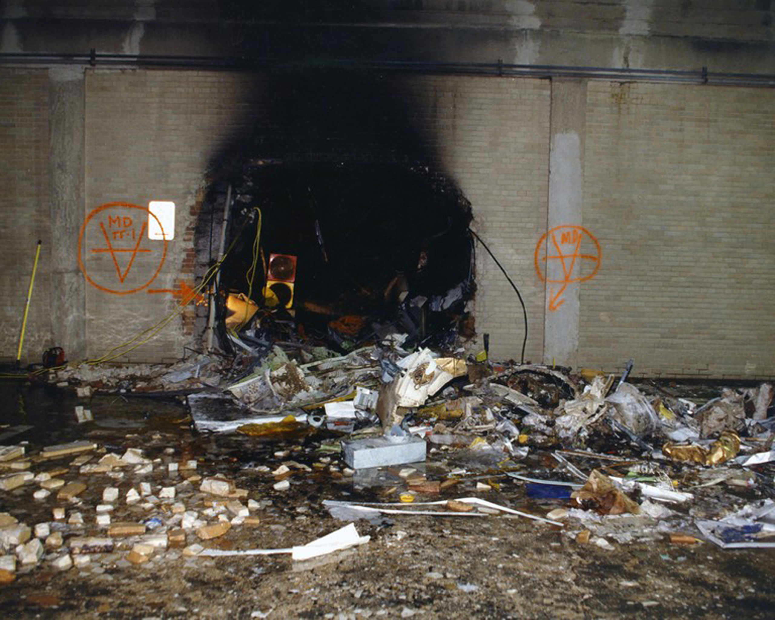 Pentagon Fbi Releases New Photos From 9 11 Attack Time