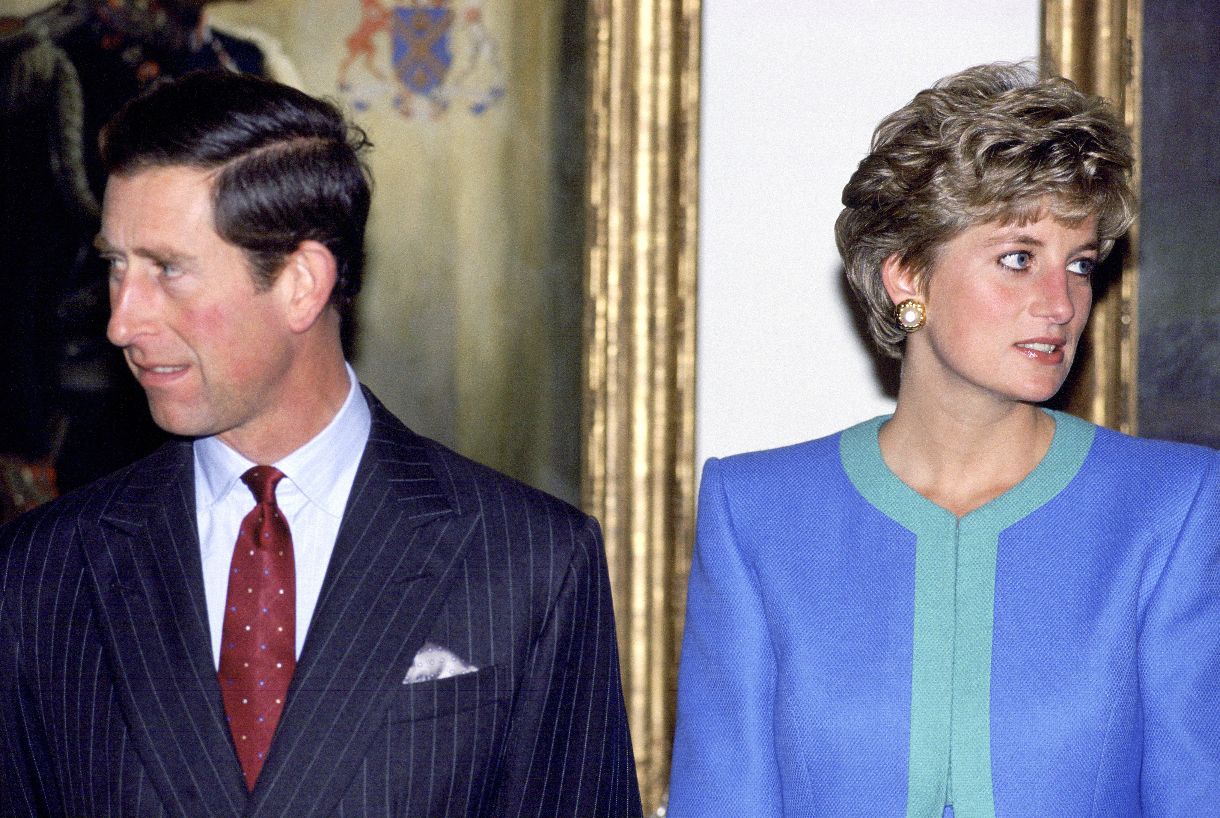 Charles And Diana Canada Tour