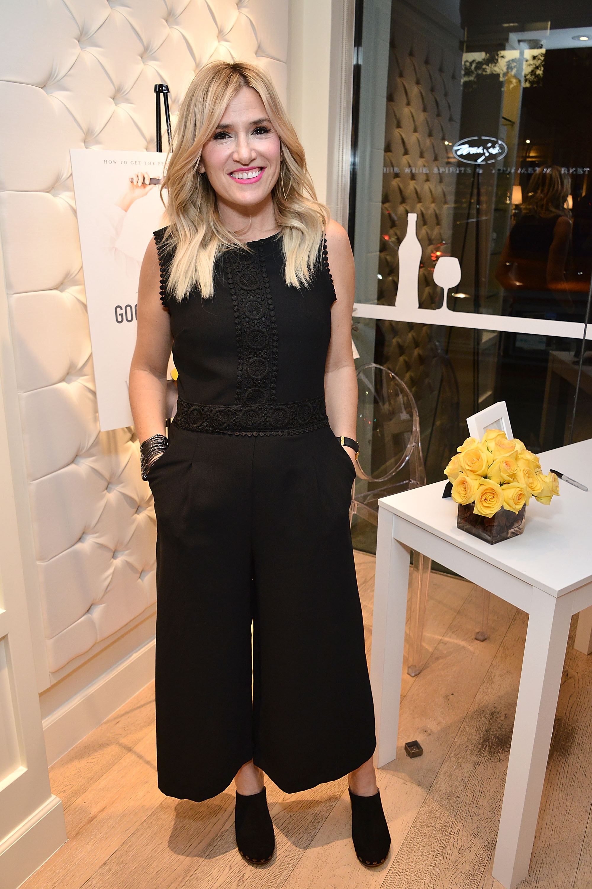 BEVERLY HILLS, CA - OCTOBER 20:  Alli Webb attends the the LA Launch of Alli Webb's book  The Drybar Guide to Good Hair For All  at Drybar Beverly Hills on October 20, 2016 in Beverly Hills, California.  (Photo by Araya Diaz/WireImage)