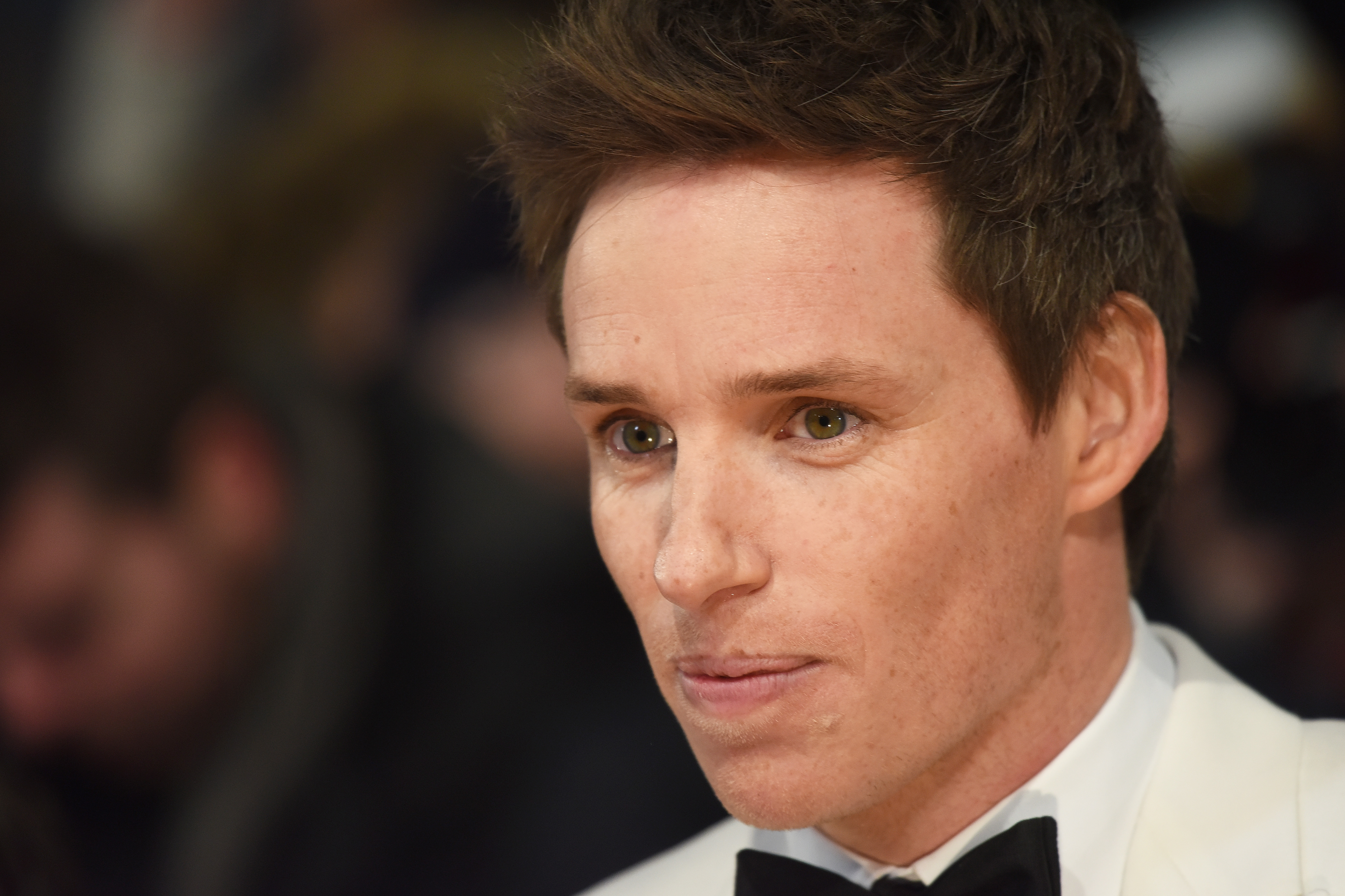 Eddie Redmayne attends the 70th EE British Academy Film Awards (BAFTA) at Royal Albert Hall on February 12, 2017 in London, England.