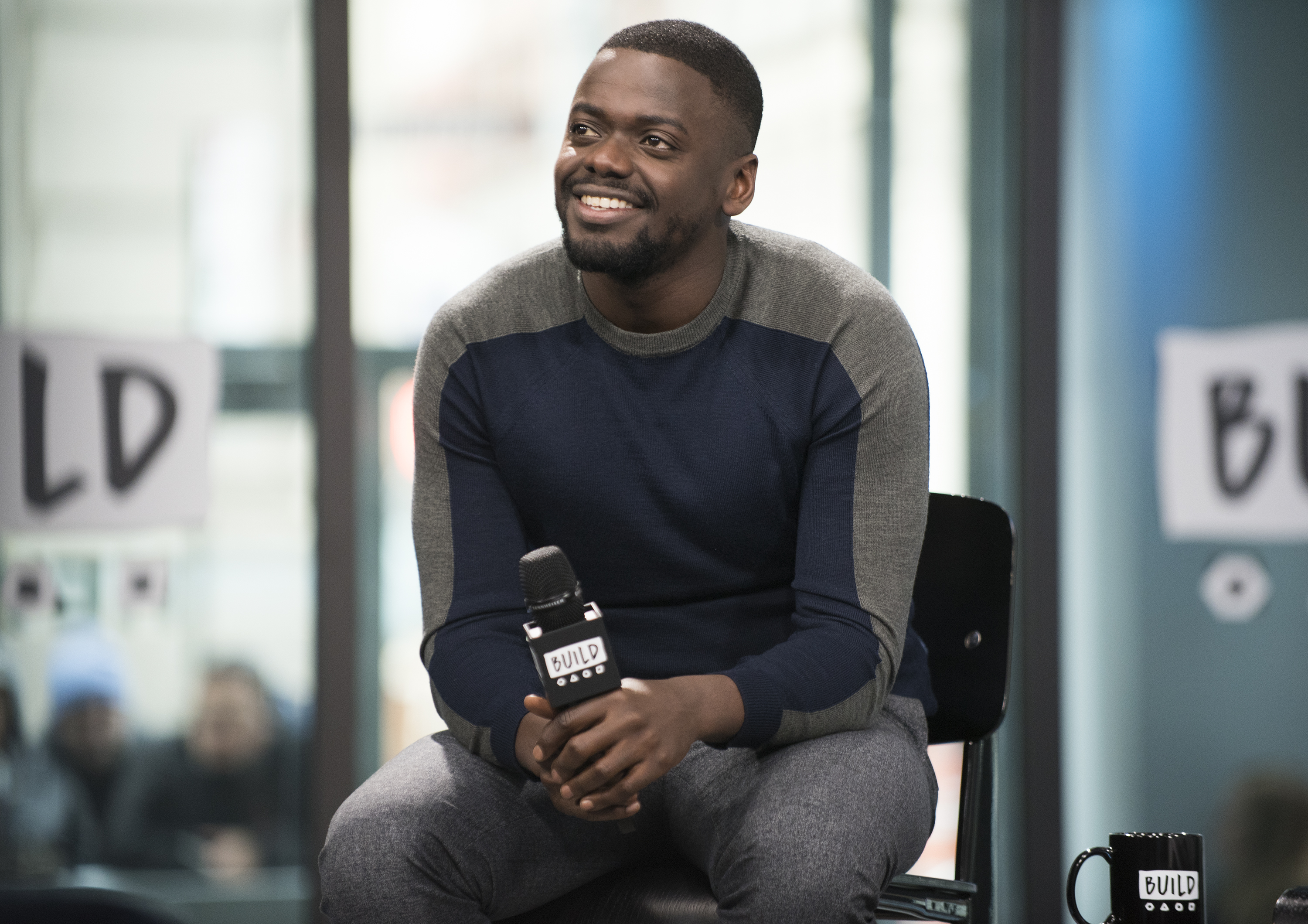 Daniel Kaluuya attends the Build Series to discuss his new film  Get Out  at Build Studio on February 21, 2017 in New York City.