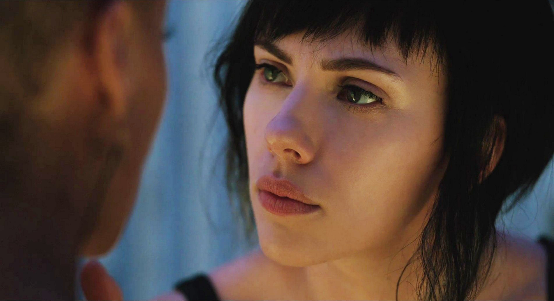 Ghost In The Shell Review Johansson Is A Haunting Cyborg Time