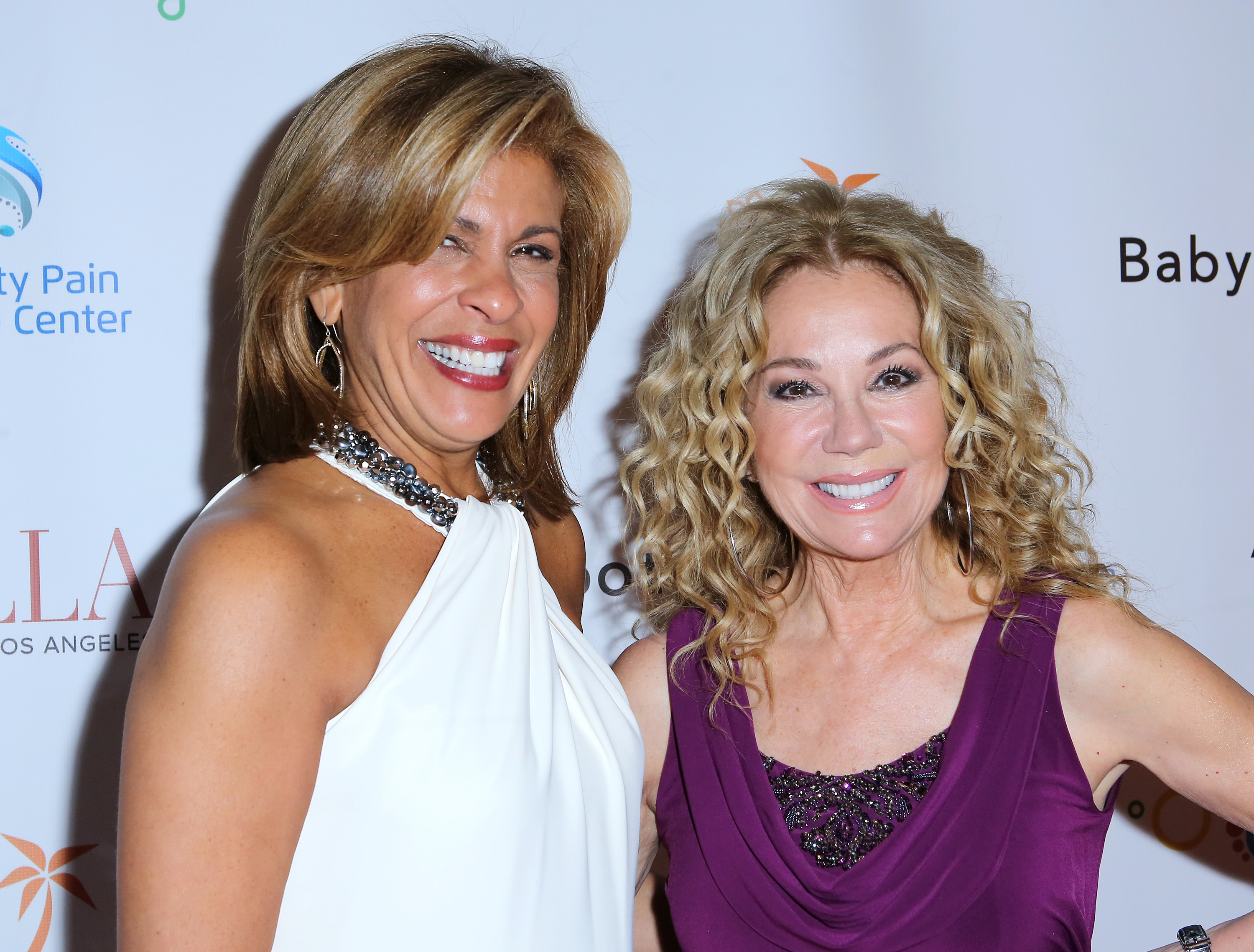 NEW YORK, NY - DECEMBER 06:  Hoda Kotb and Kathie Lee Gifford appear to celebrate the BELLA New York Holiday Issue Cover Party and Holiday Shopping Event on December 6, 2016 in New York City.  (Photo by Donna Ward/Getty Images)
