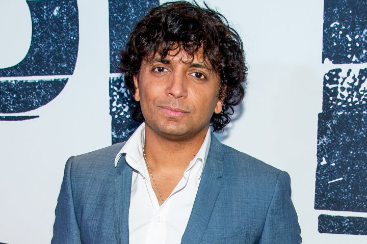 M. Night Shyamalan, on Jan. 18, 2017 in New York City.