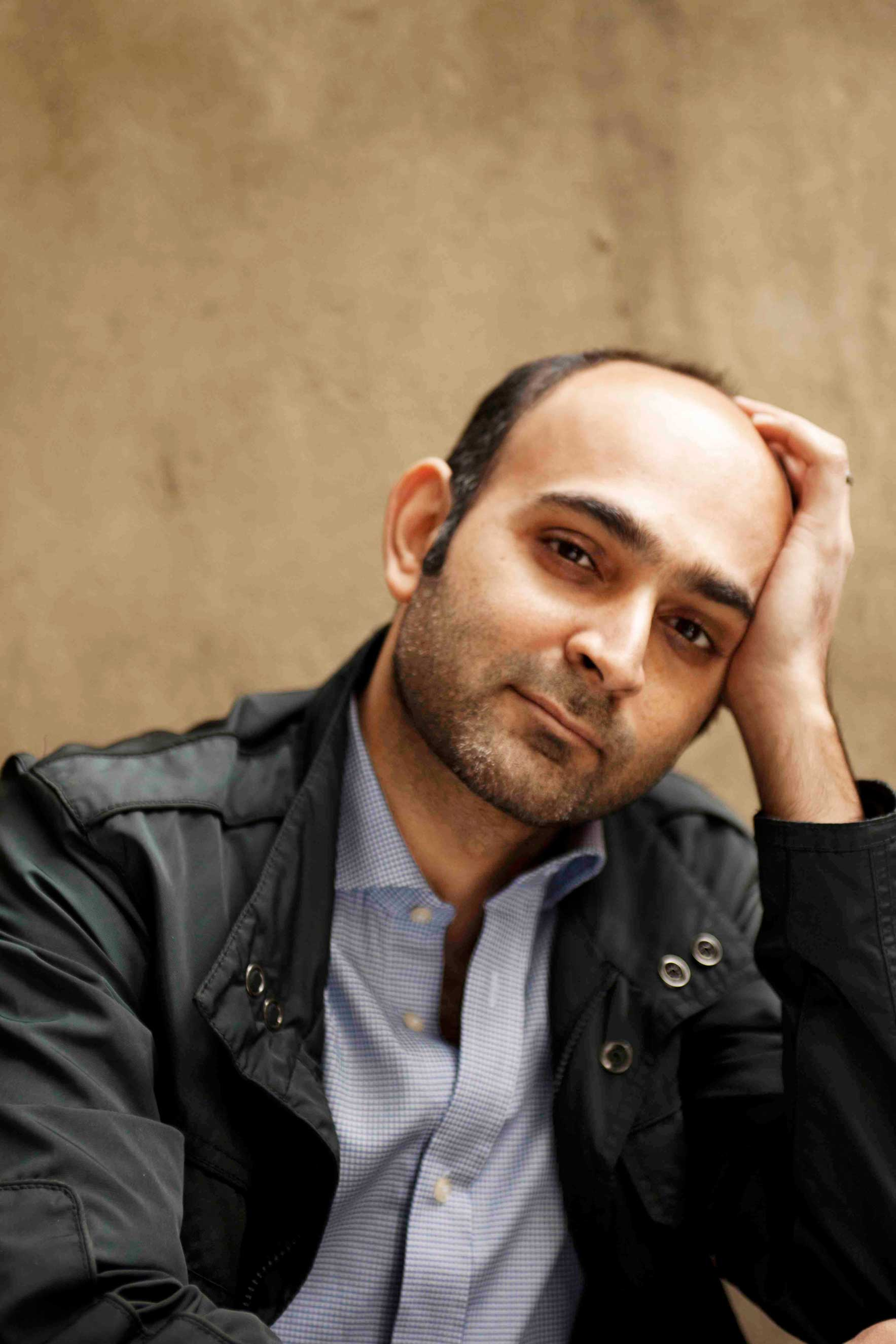 Portrait of Mohsin Hamid