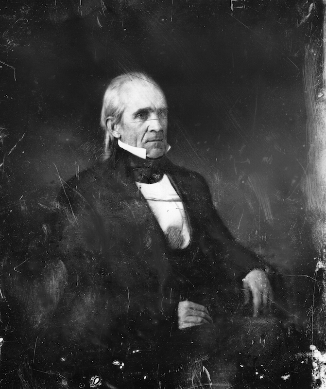 James K, Polk, 11Th President of the United States
