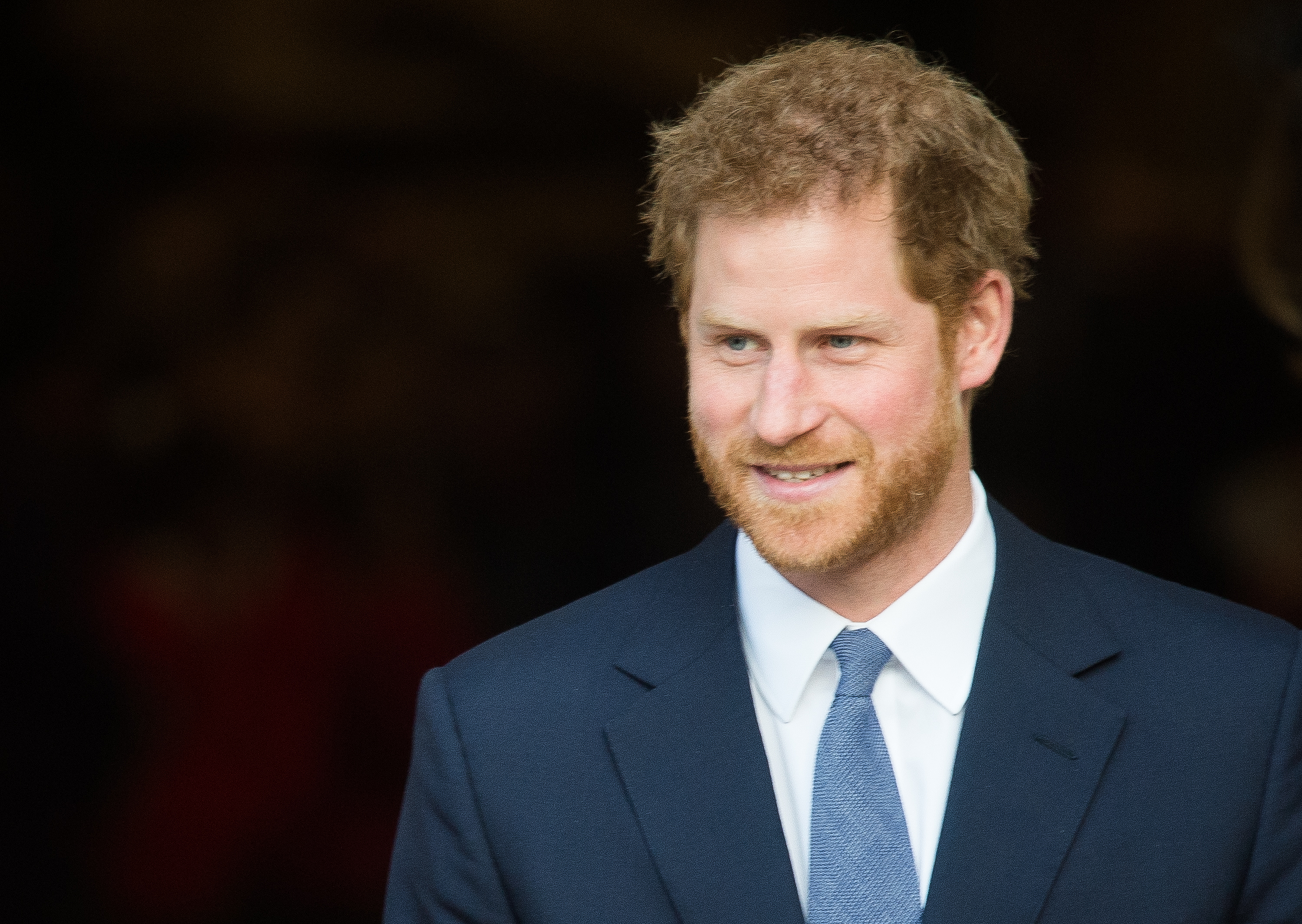 LONDON, ENGLAND - MARCH 13:  Prince Harry attends Commonwealth day celebrations service and reception at Westminster Abbey on March 13, 2017 in London, England.  (Photo by Samir Hussein/WireImage)