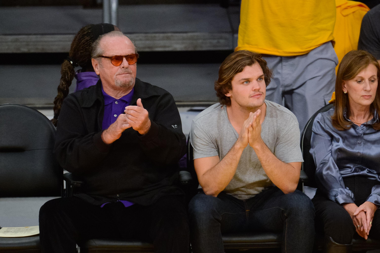 See Leonardo Dicaprio Lookalike Jack Nicholson S Son Photos Time Дочь джека николсона и ребекки бруссард. https time com 4715496 leo dicaprio ray nicholson lookalike