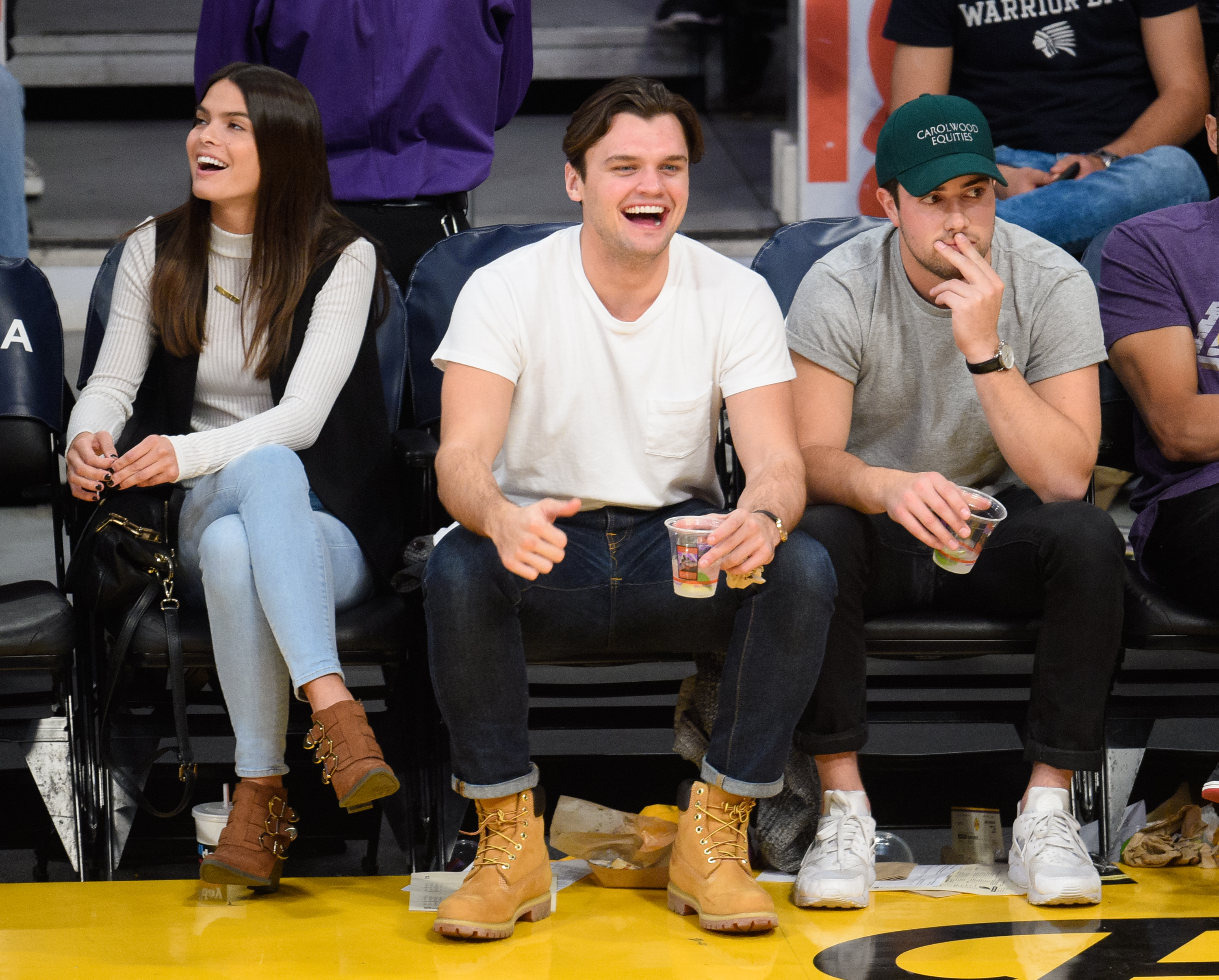 See Leonardo Dicaprio Lookalike Jack Nicholson S Son Photos Time Social media has been buzzing lately about the close resemblance between leonardo dicaprio and jack nicholson's son, ray. https time com 4715496 leo dicaprio ray nicholson lookalike